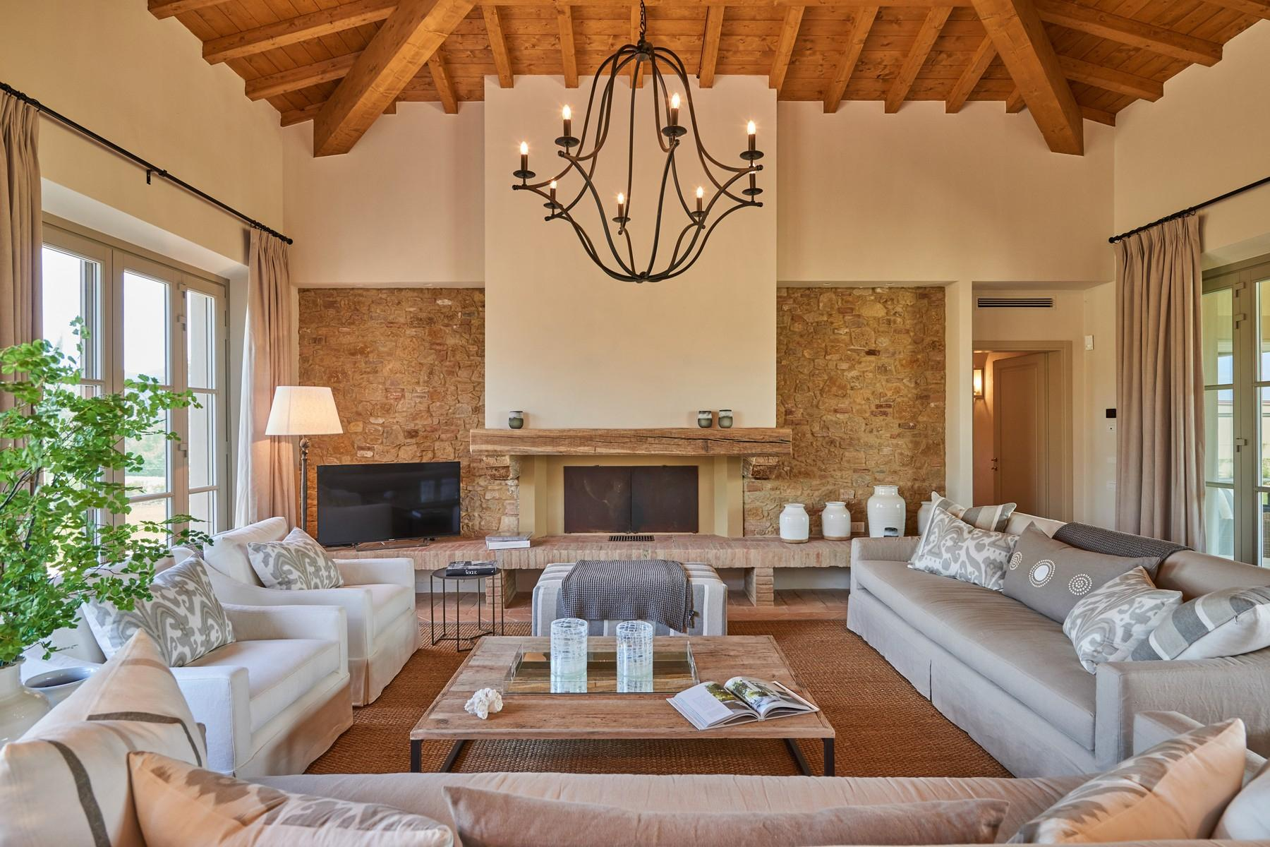 Marvellous new build villas in the Tuscan countryside - 6
