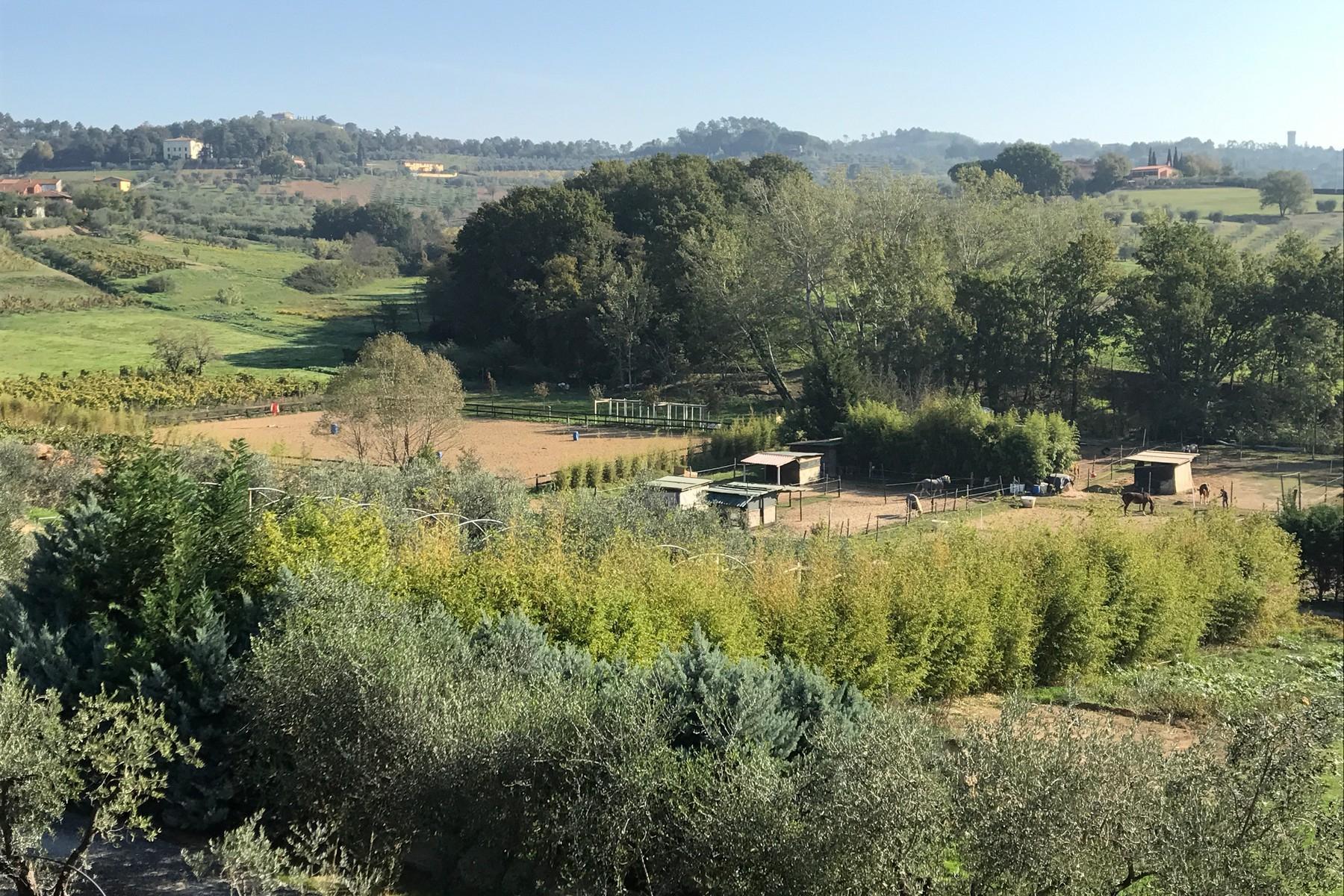 Luxus-Bauernhaus mit Stall in Toskana - 30