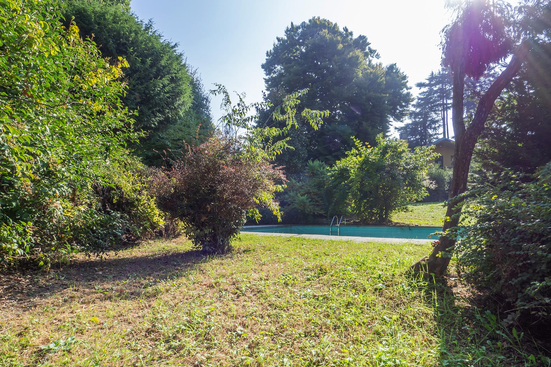 Villa with private park and  swimming pool in the hill of Turin - 8