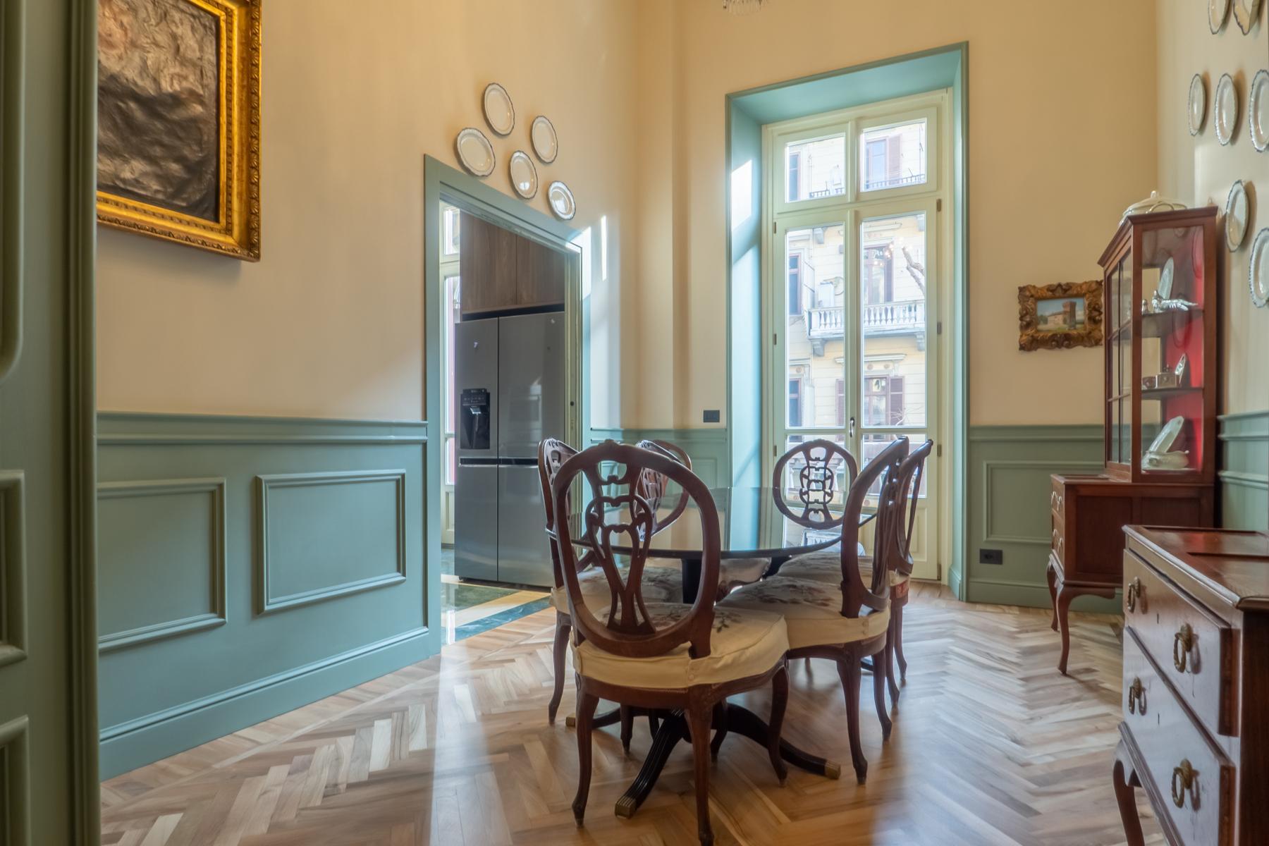 Prestigioso appartamento finemente ristrutturato - 13