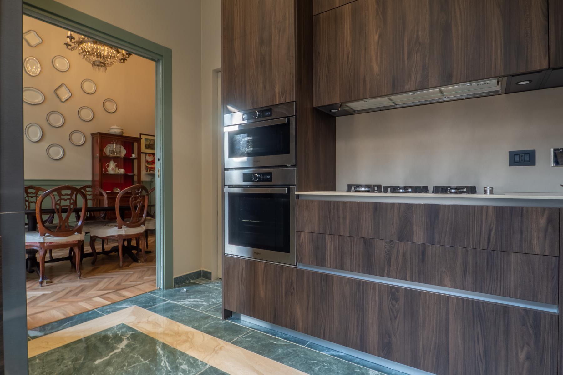 Prestigioso appartamento finemente ristrutturato - 12