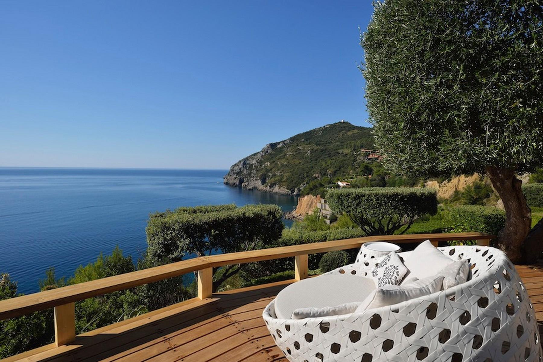 Incredible villa overlooking the sea in Porto Ercole - 21