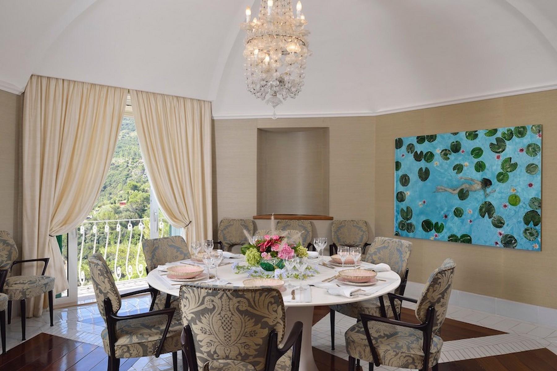 Incredibile villa a picco sul mare a Porto Ercole - 18