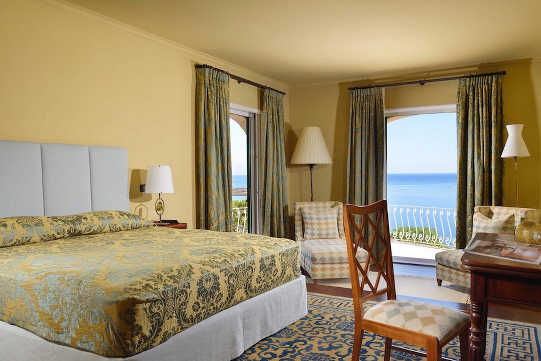 Incredibile villa a picco sul mare a Porto Ercole - 24
