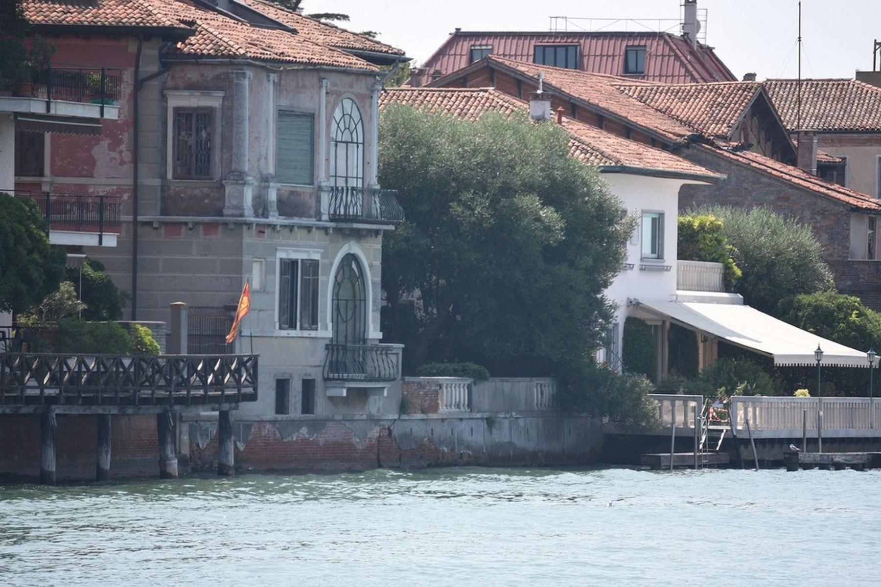 Villa Art Nouveau - Lido de Venise - 1
