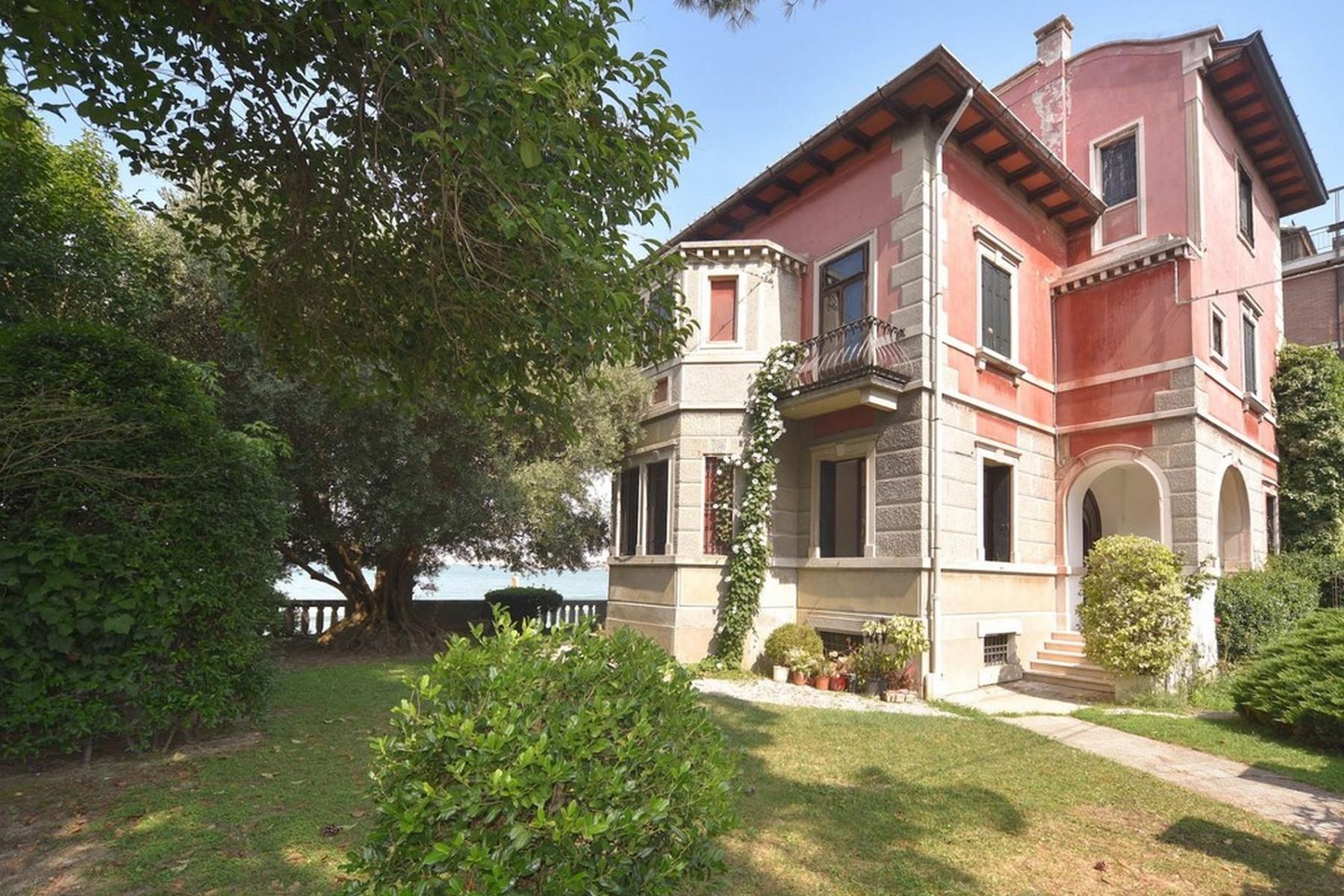 Villa Art Nouveau - Lido de Venise - 5