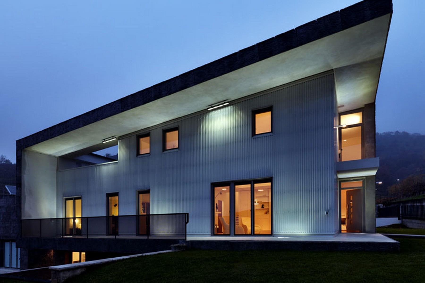 Moderne Villa in der Franciacorta Gegend - 1