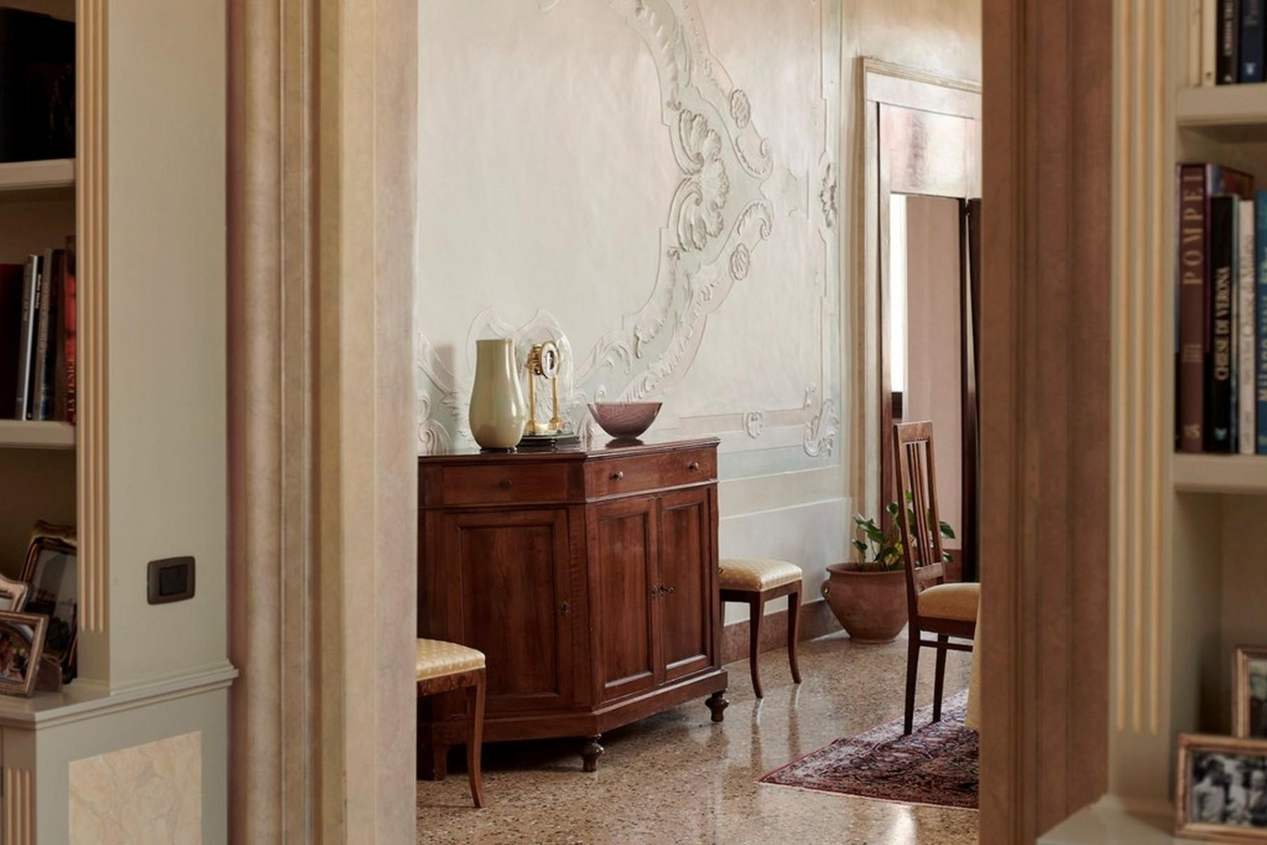 Elegant second Piano Nobile Palazzo Apartment - 6