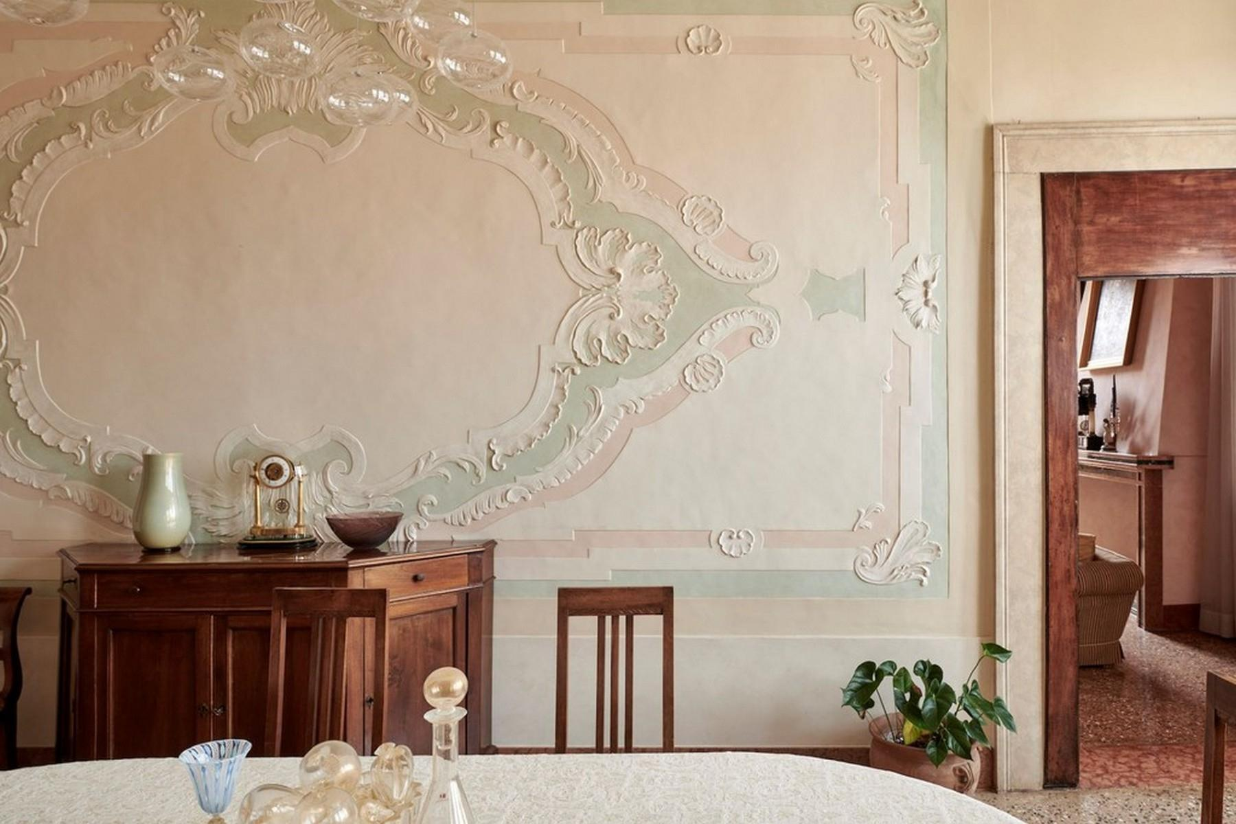 Elegant second Piano Nobile Palazzo Apartment - 8