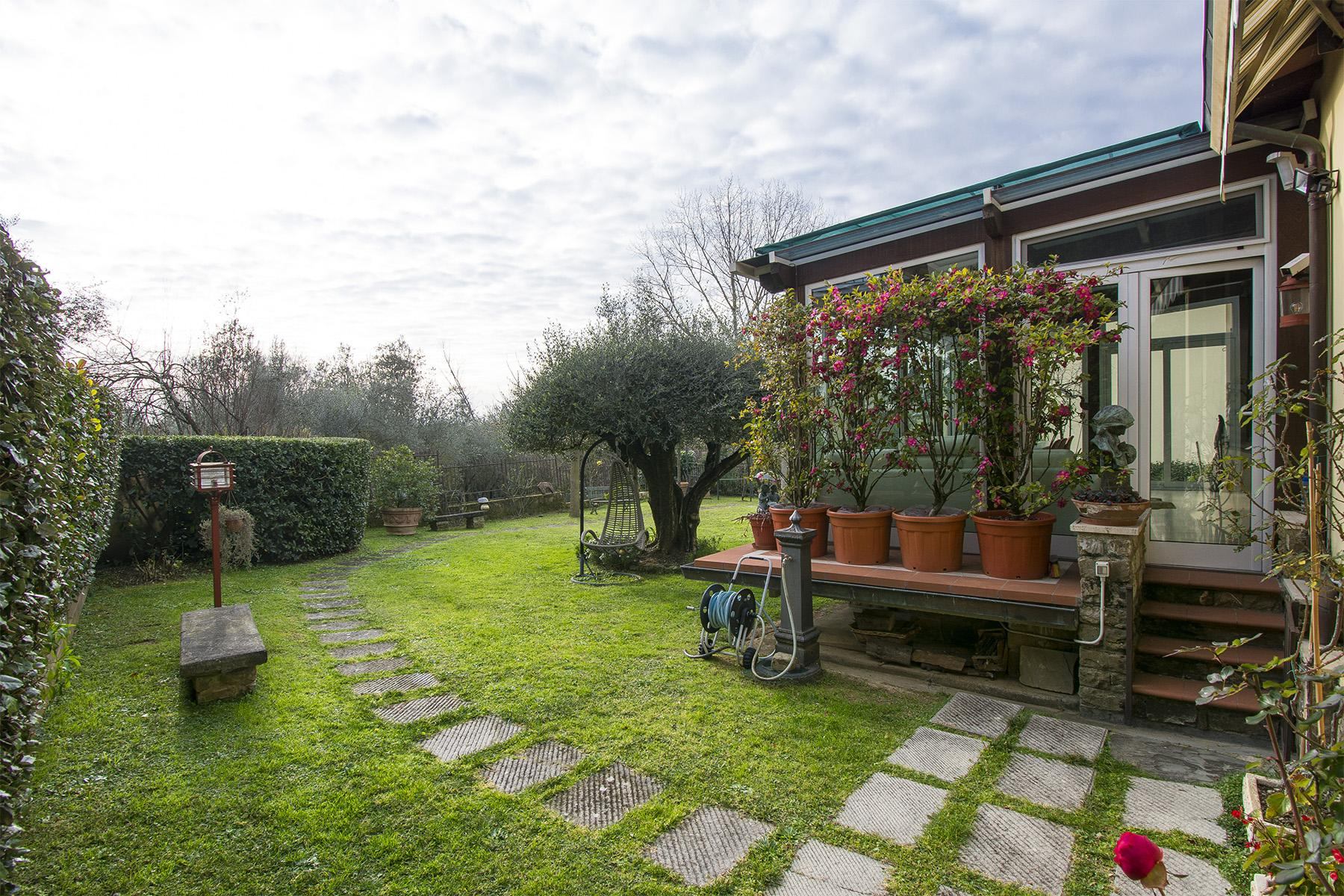Villa in the green hill of Via Bolognese - 30