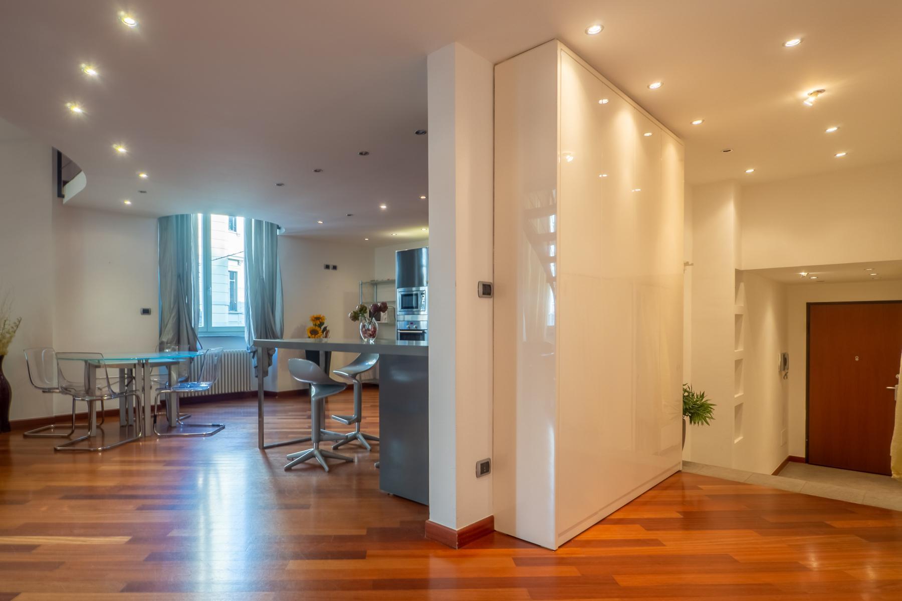 Современная квартира в центре Турина - 19