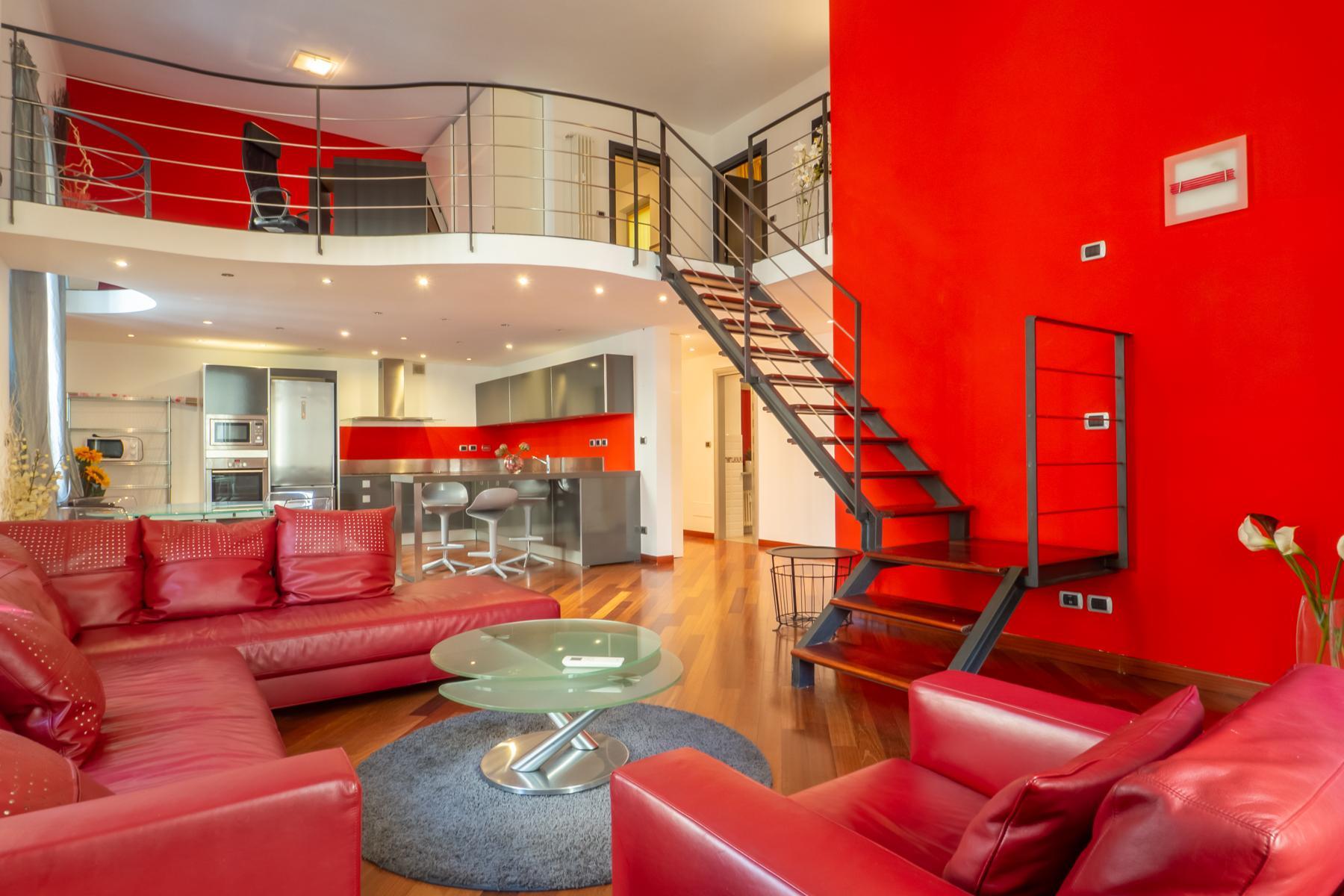 Moderne Wohnung im Turin Stadtzentrum - 1