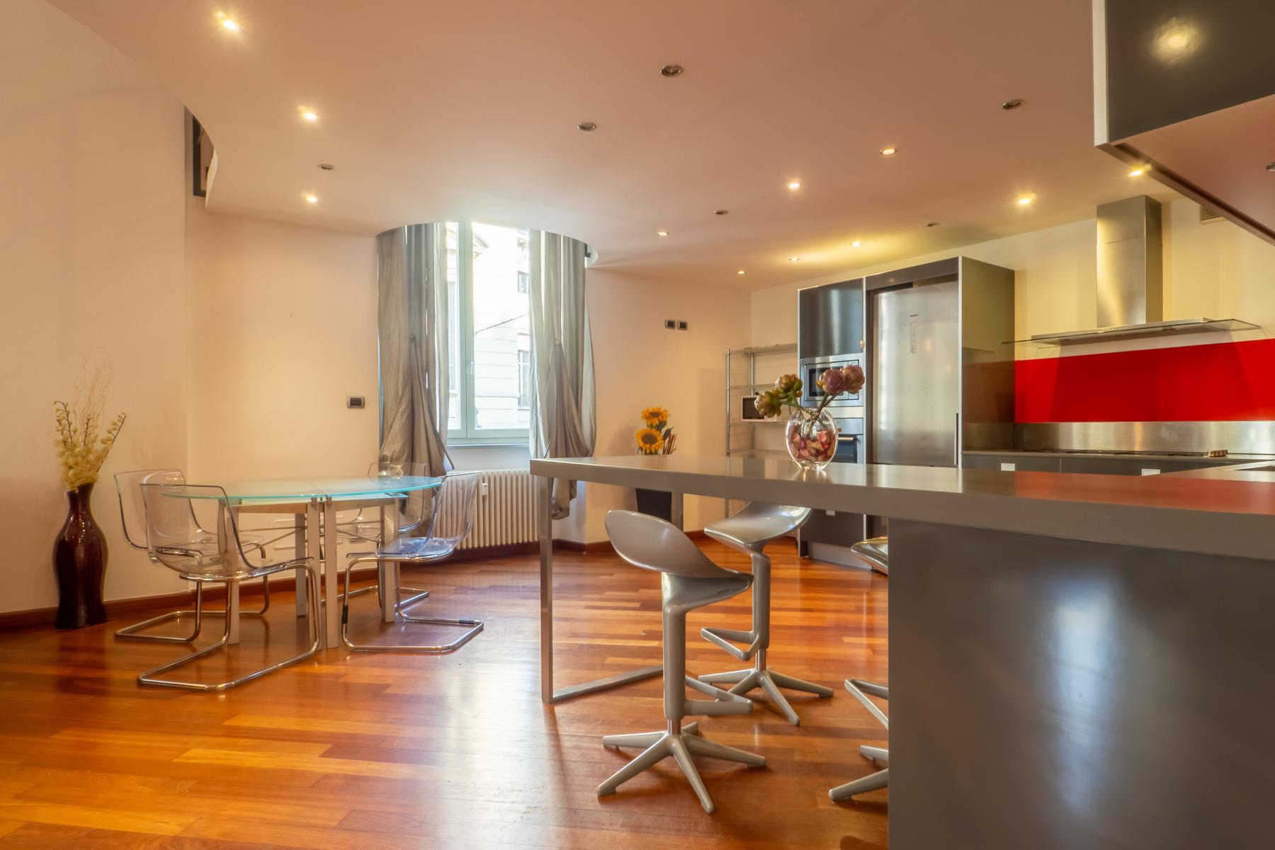 Moderne Wohnung im Turin Stadtzentrum - 5