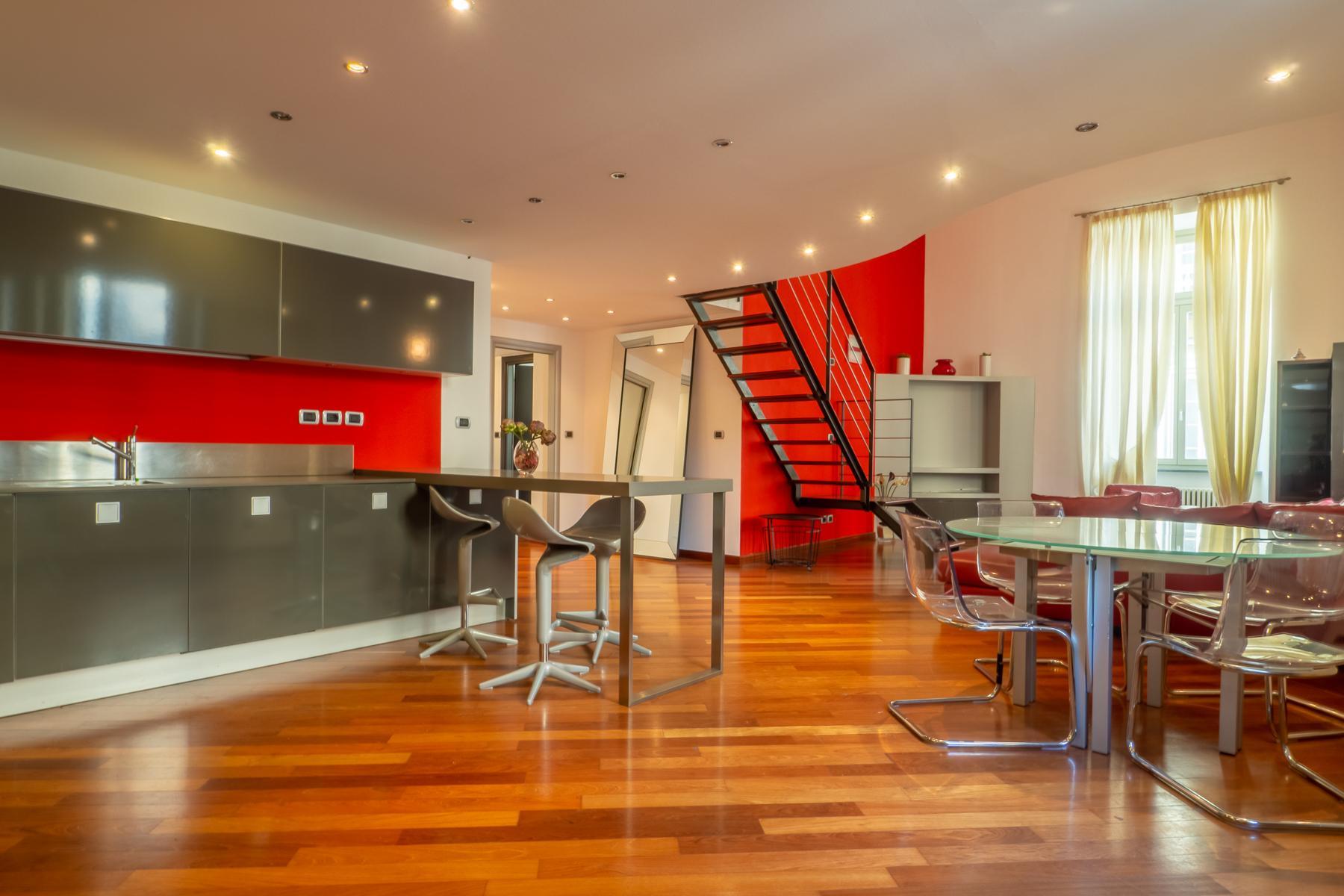 Moderne Wohnung im Turin Stadtzentrum - 7