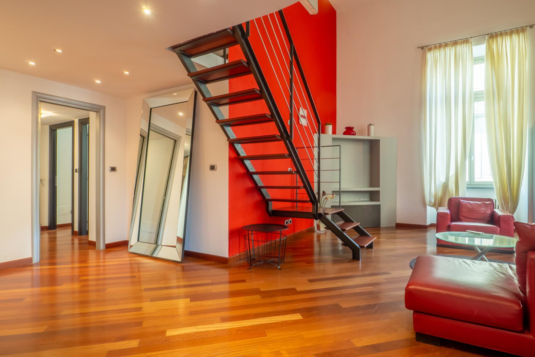 Moderne Wohnung im Turin Stadtzentrum - 8