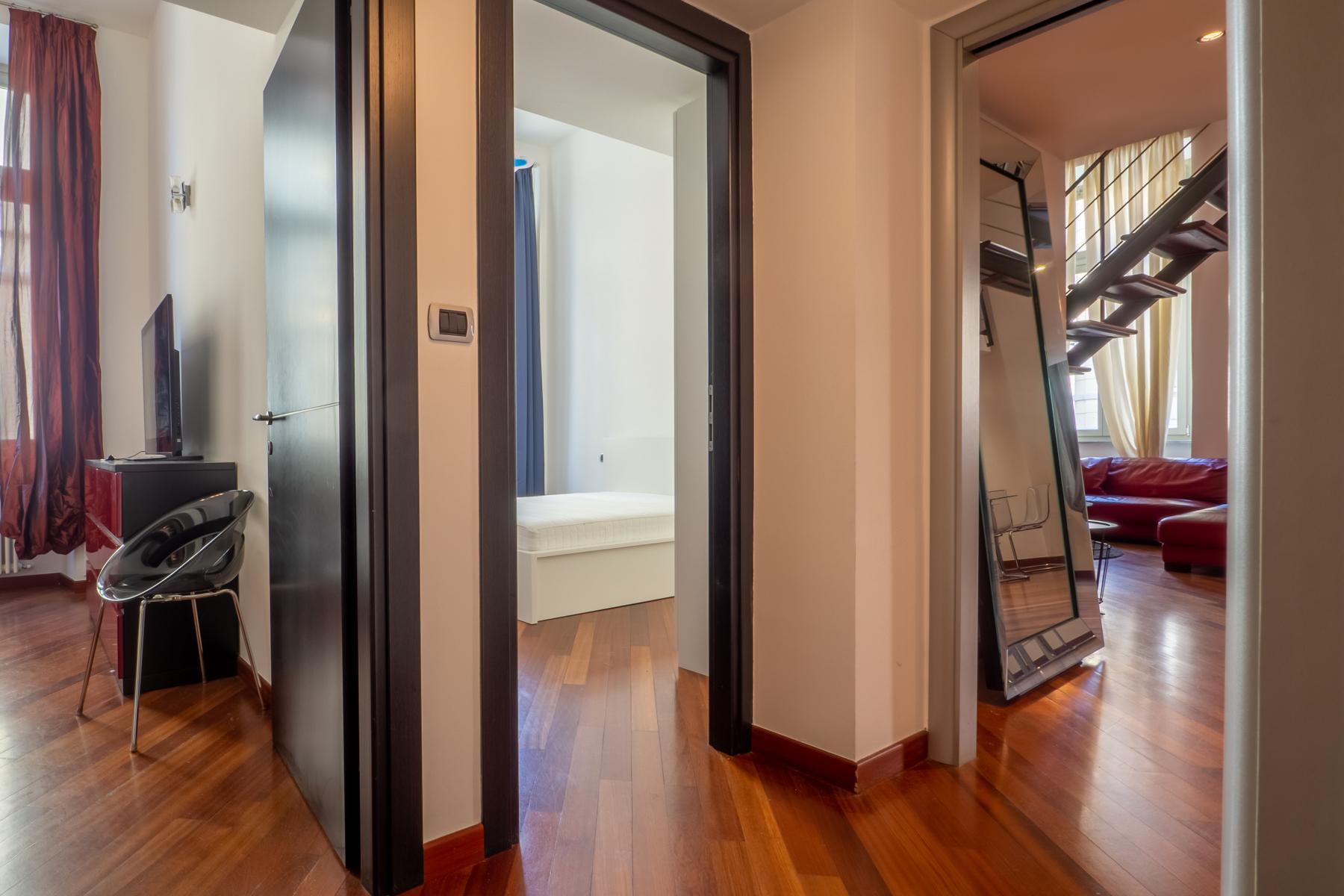 Современная квартира в центре Турина - 13