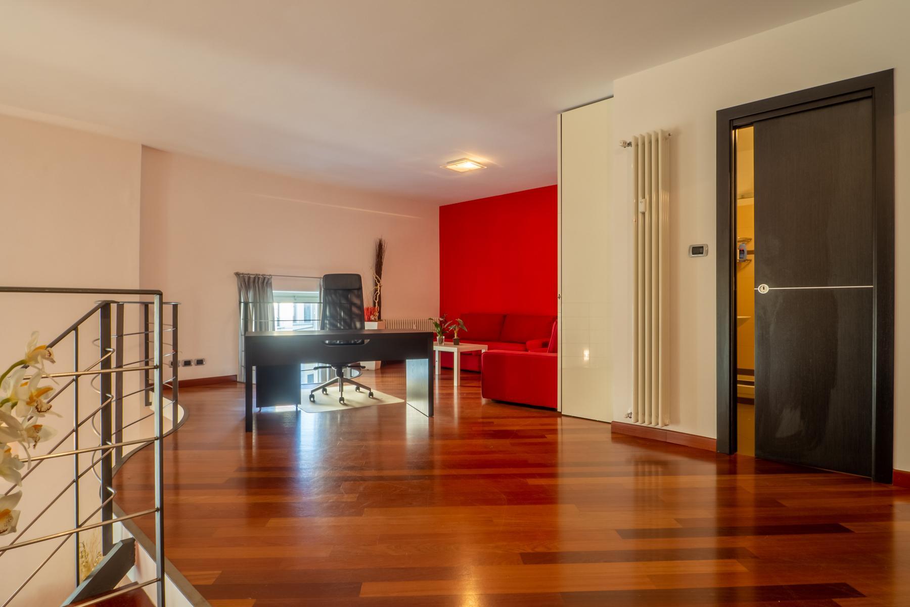 Современная квартира в центре Турина - 14