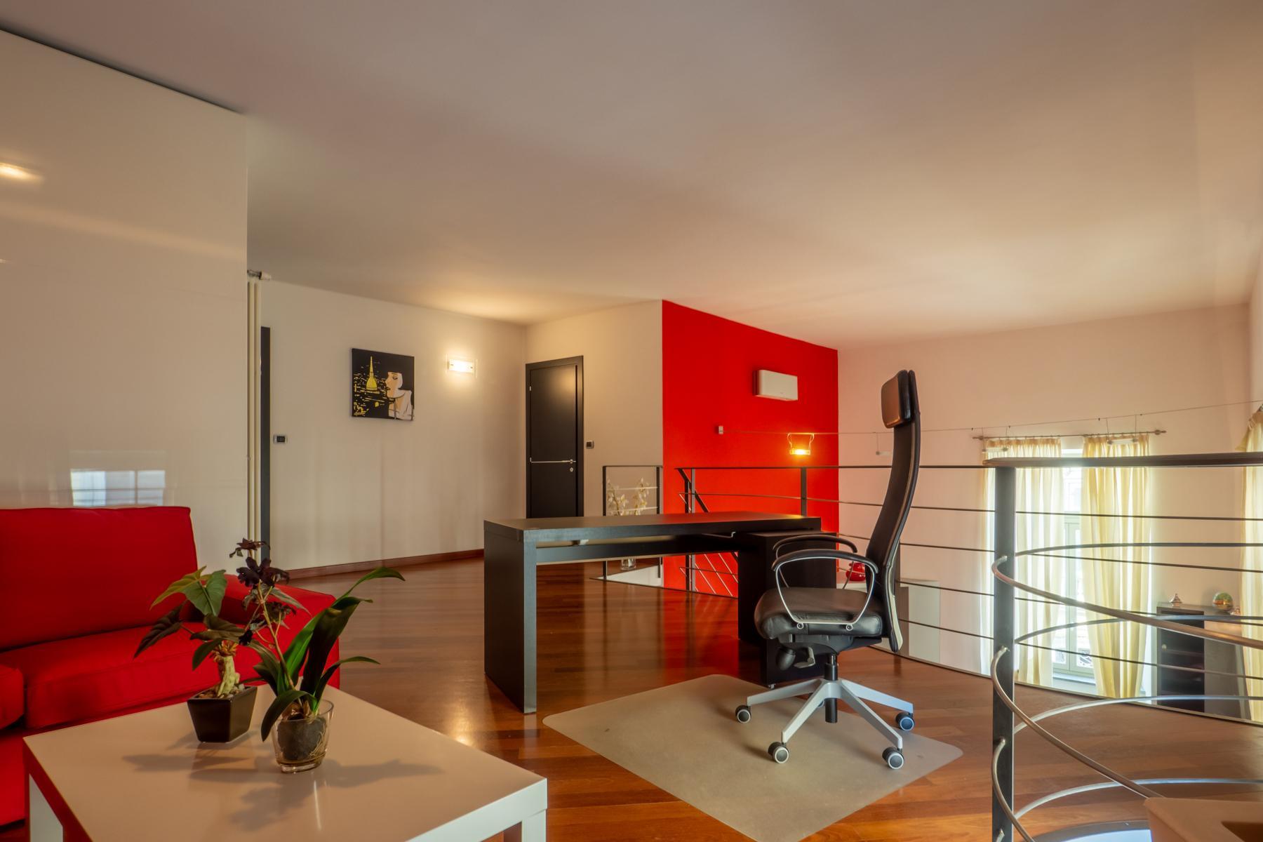 Современная квартира в центре Турина - 18