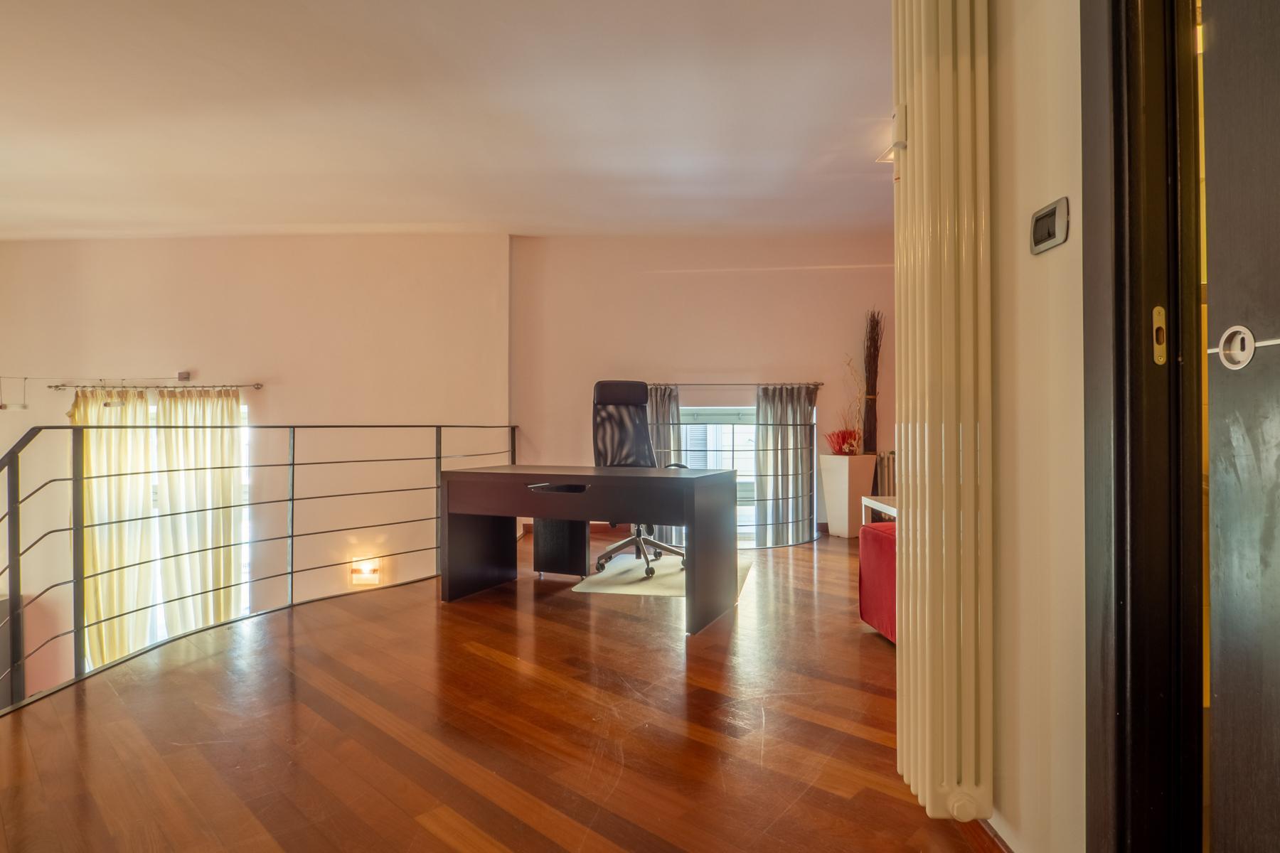 Современная квартира в центре Турина - 17