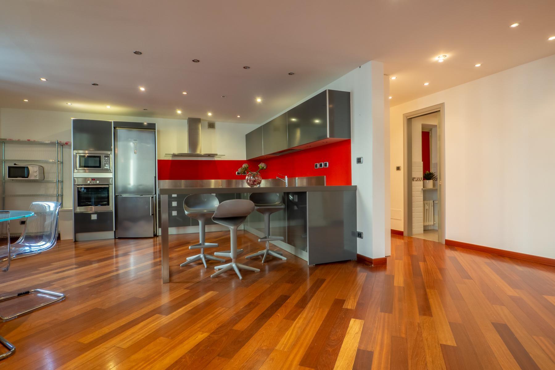 Moderne Wohnung im Turin Stadtzentrum - 3