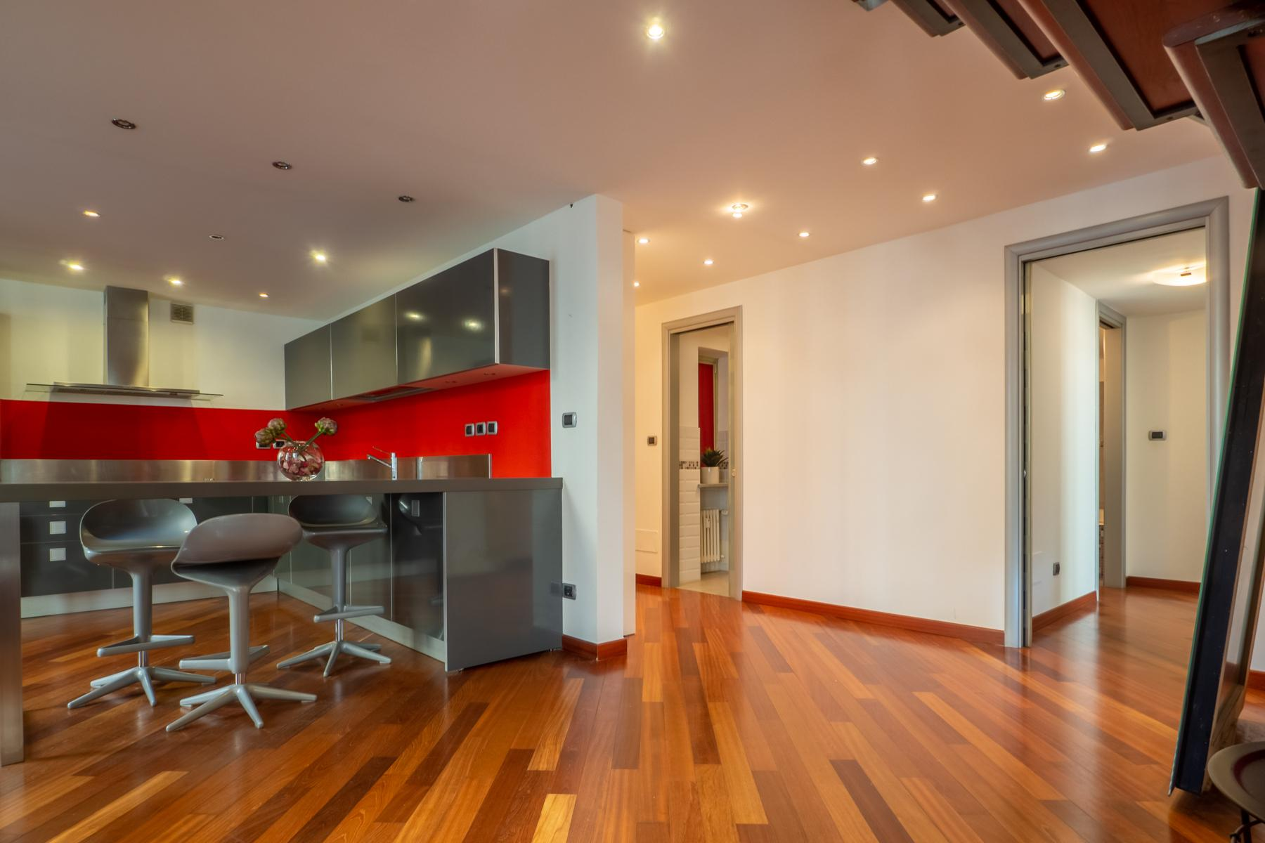 Moderne Wohnung im Turin Stadtzentrum - 4