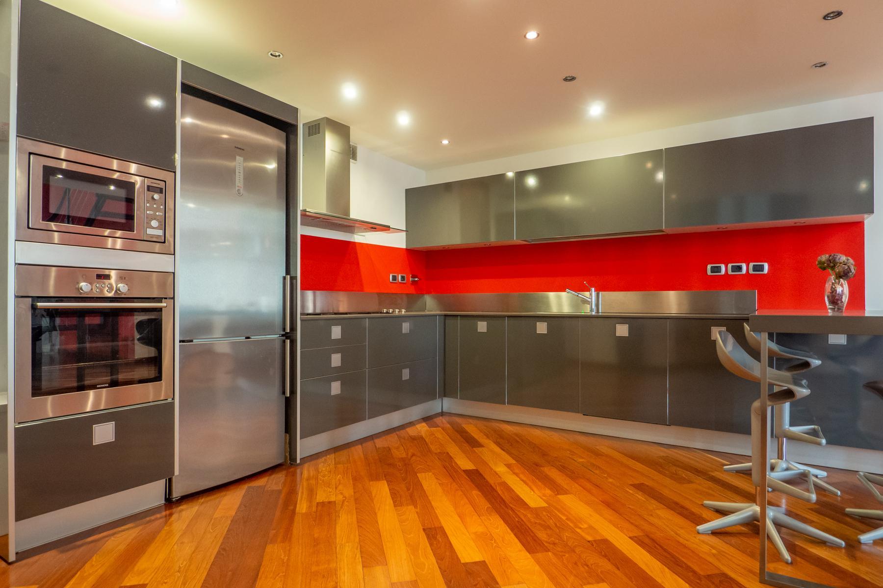Moderne Wohnung im Turin Stadtzentrum - 6