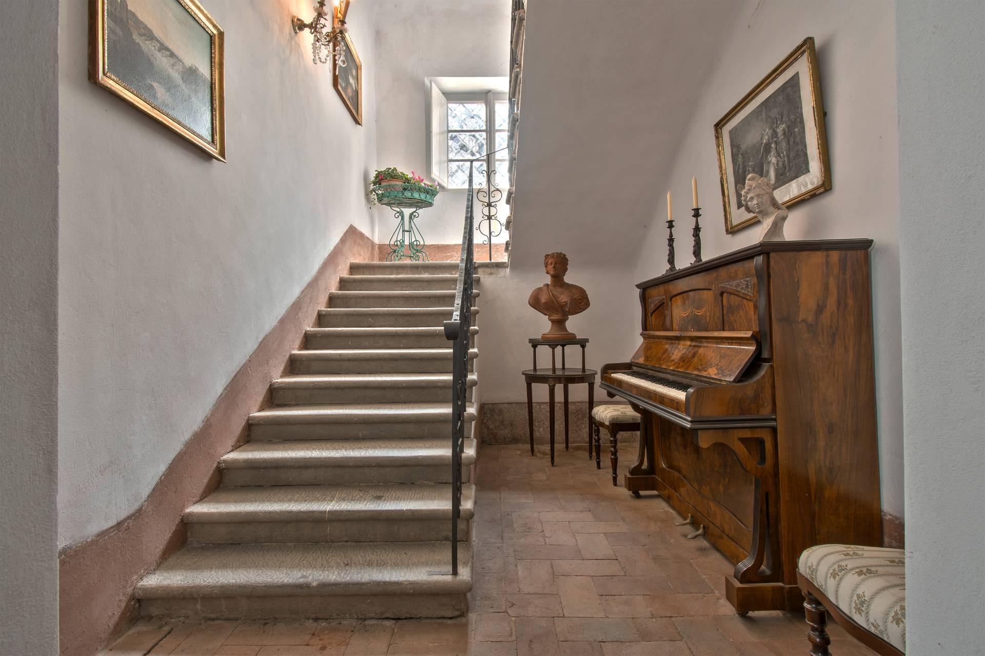 Villa historique près d'un village toscan médiéval - 16