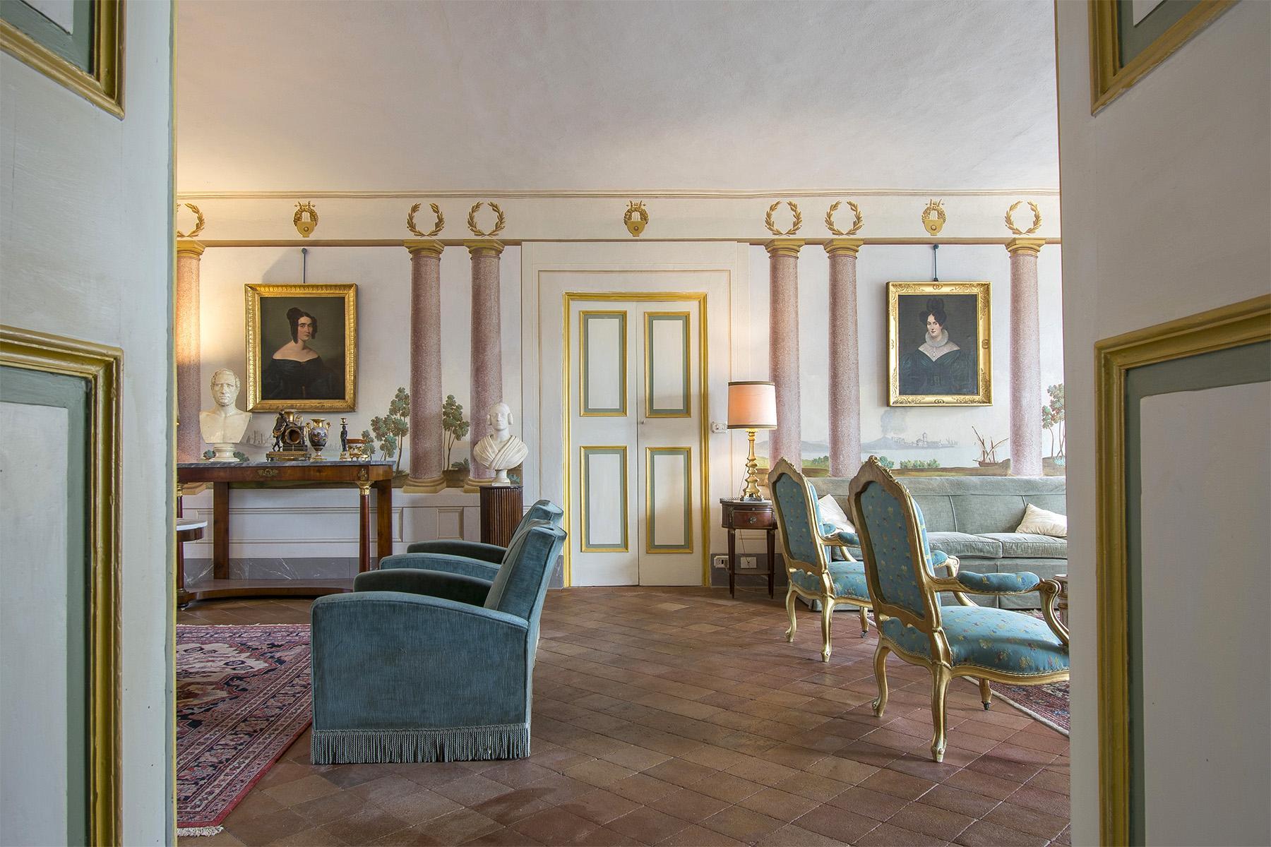 Villa historique près d'un village toscan médiéval - 6
