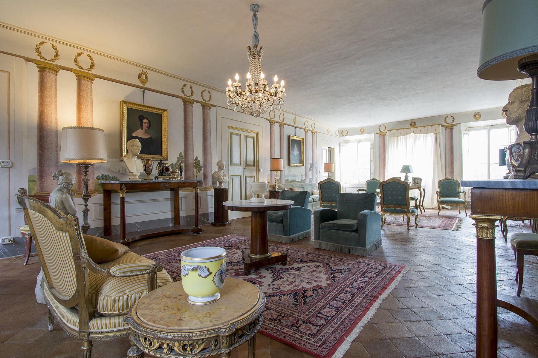 Villa historique près d'un village toscan médiéval - 7