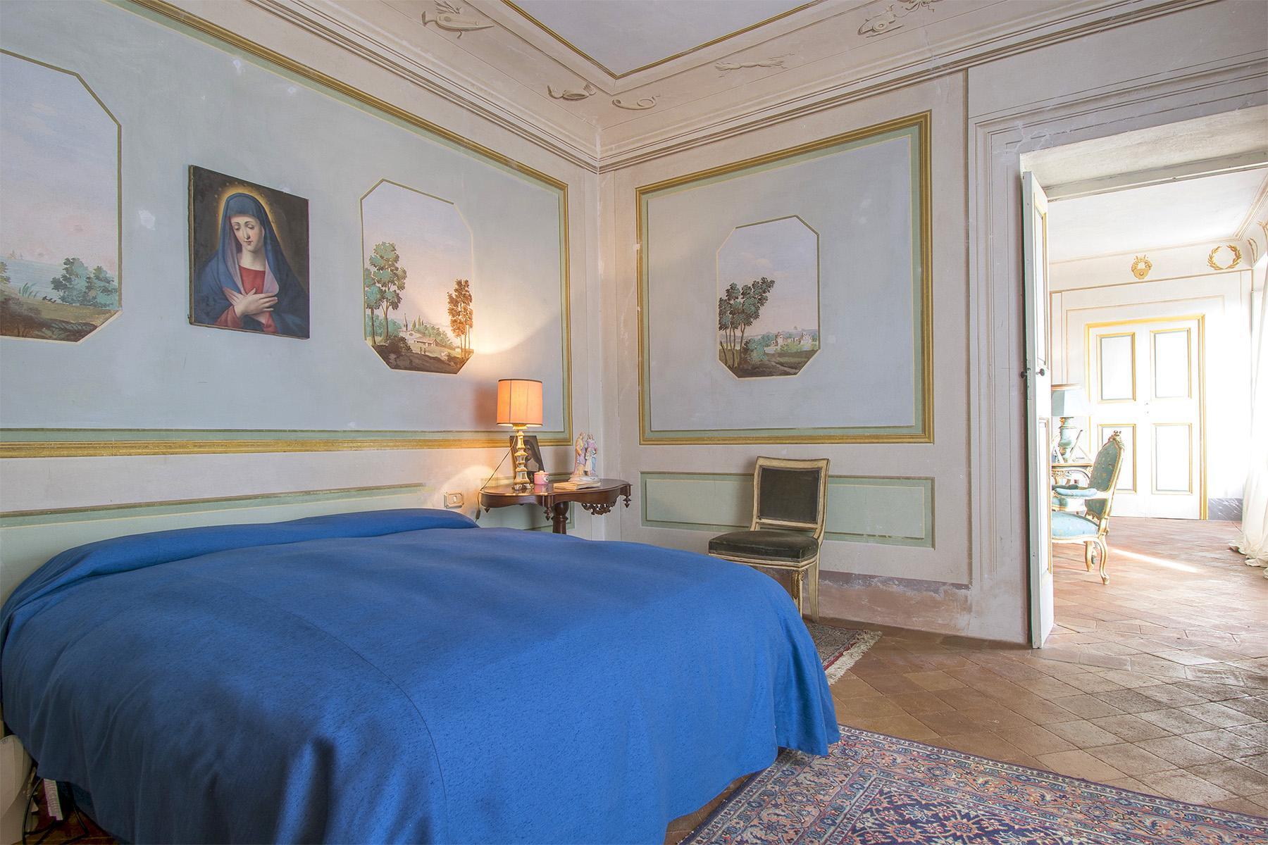 Villa historique près d'un village toscan médiéval - 12