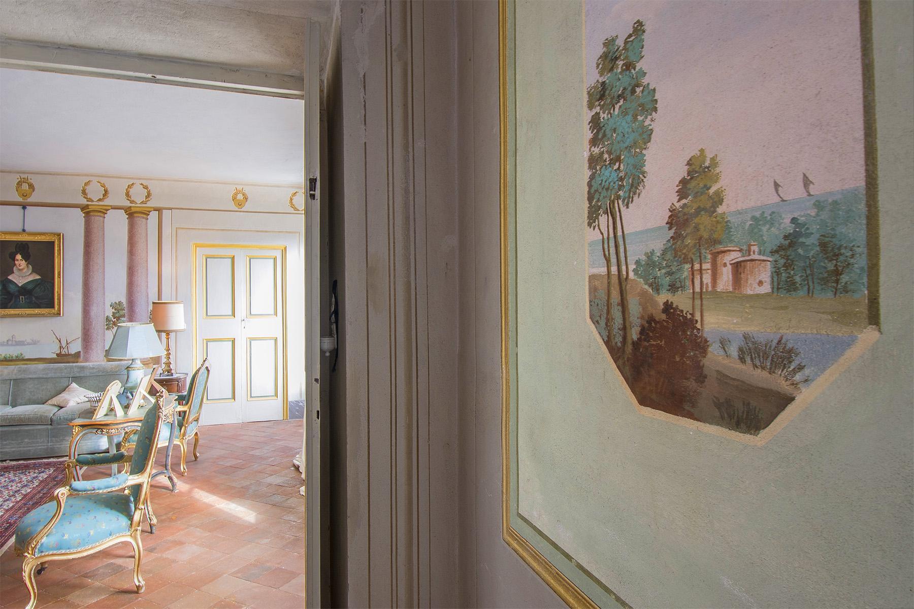 Villa historique près d'un village toscan médiéval - 10