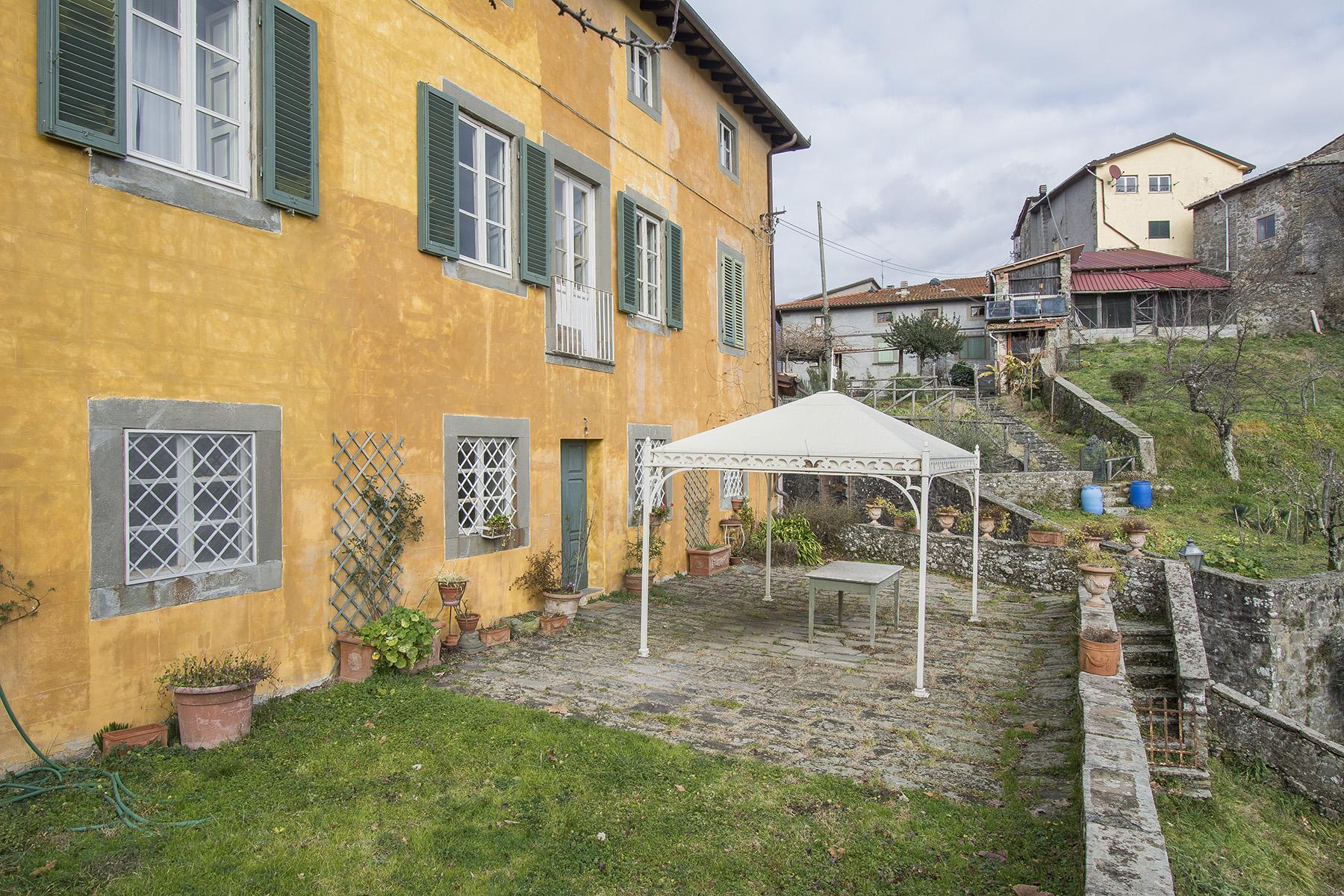 Villa historique près d'un village toscan médiéval - 18