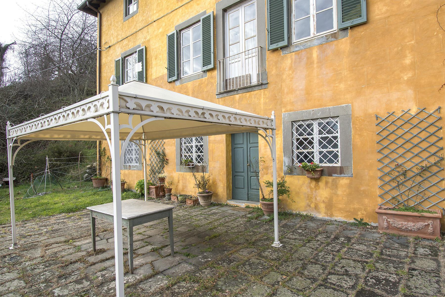 Villa historique près d'un village toscan médiéval - 20