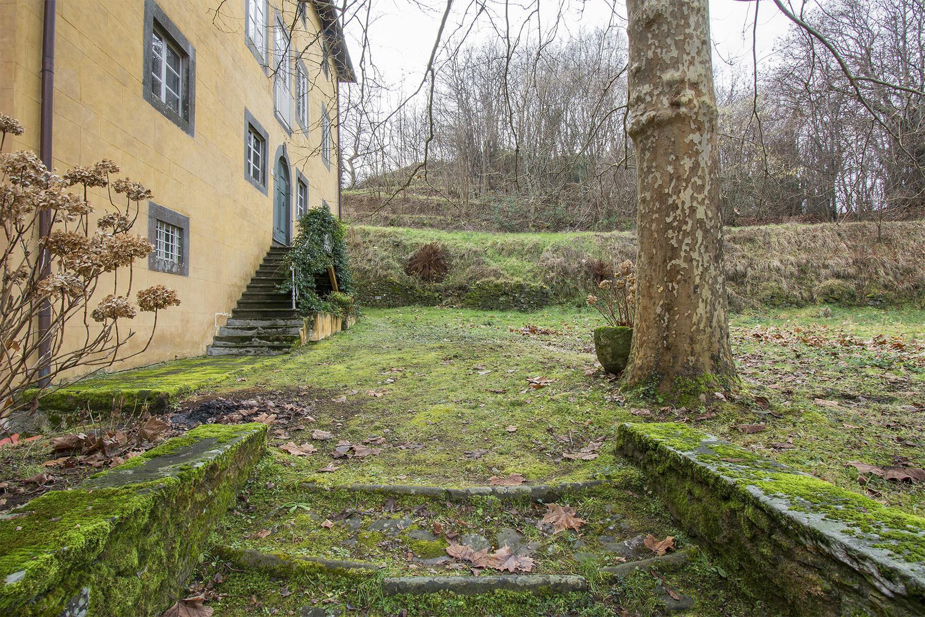 Романтическая историческая вилла на окраине средневекового тосканского борго - 19
