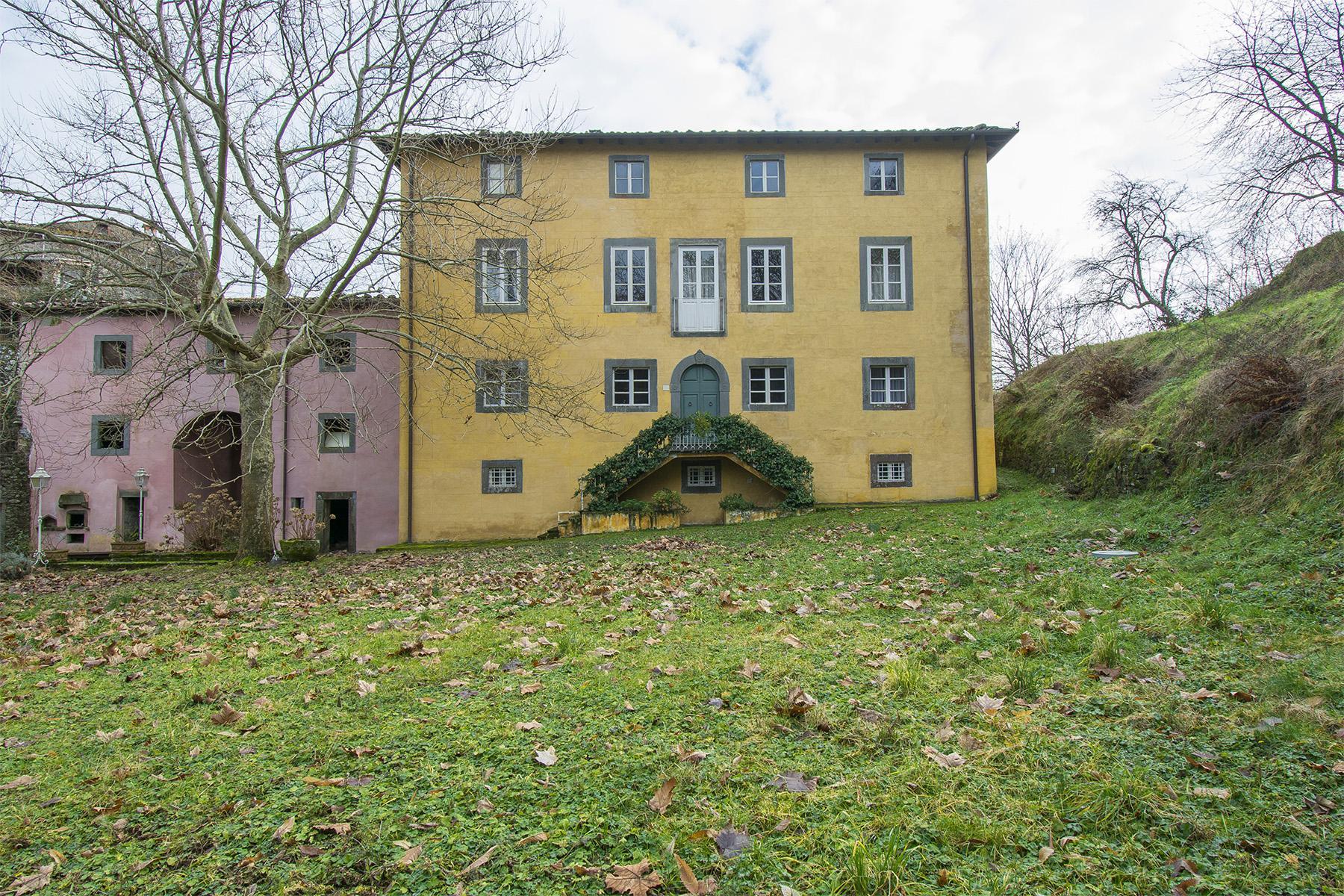 Villa historique près d'un village toscan médiéval - 23