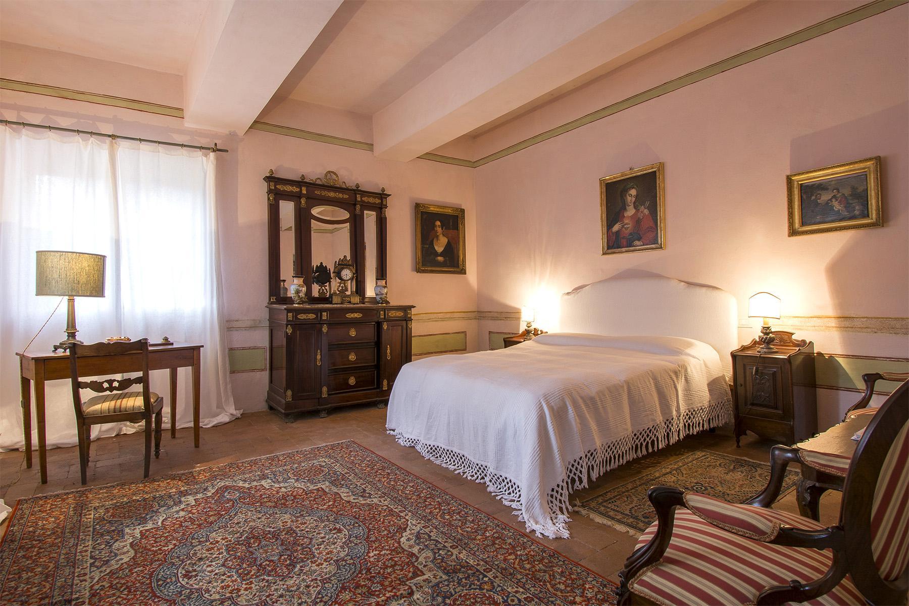 Villa historique près d'un village toscan médiéval - 11
