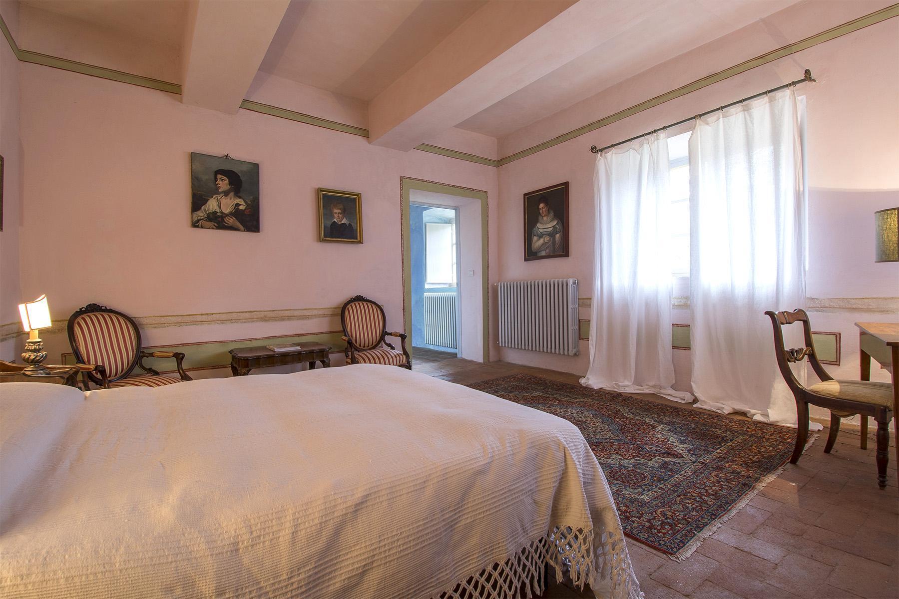 Villa historique près d'un village toscan médiéval - 13