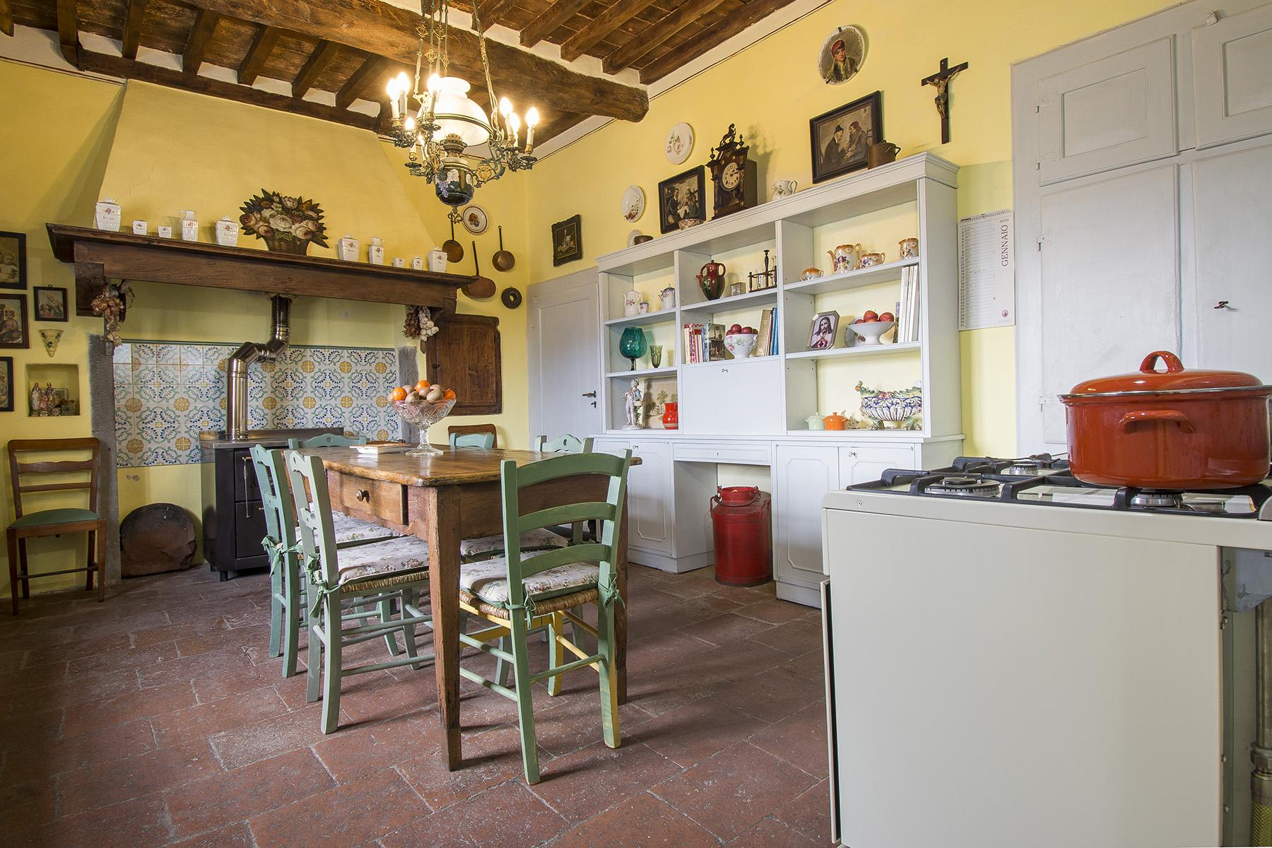 Villa historique près d'un village toscan médiéval - 9