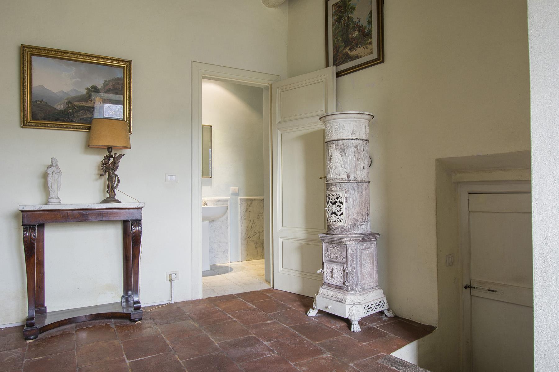 Романтическая историческая вилла на окраине средневекового тосканского борго - 17