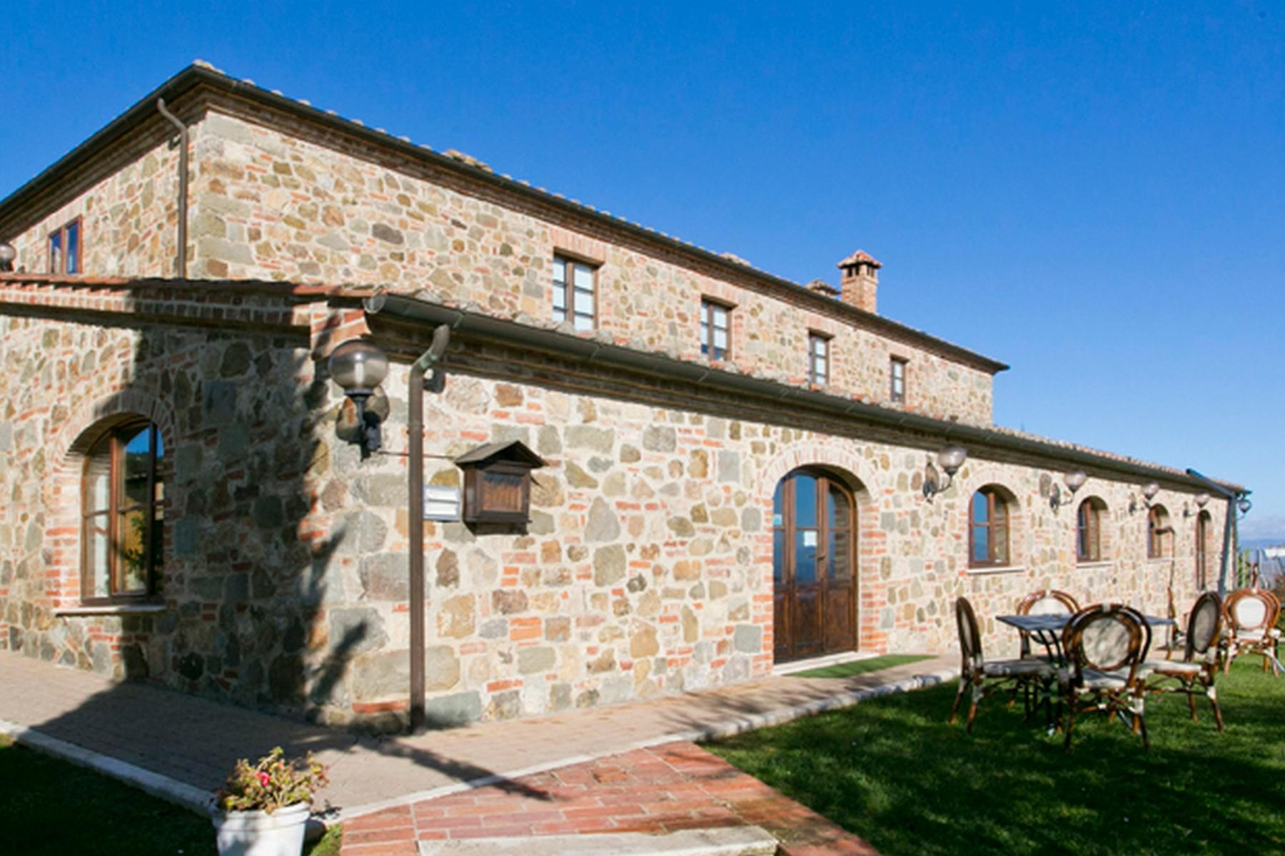 Beautiful Boutique Hotel with Restaurant and SPA in the hills of Torrita di Siena - 15