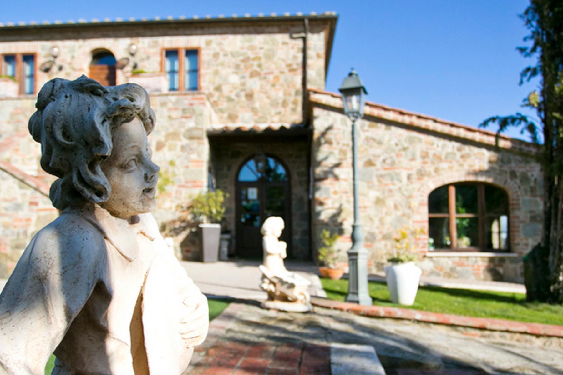 Beautiful Boutique Hotel with Restaurant and SPA in the hills of Torrita di Siena - 17