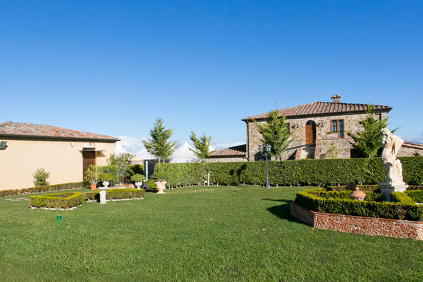 Beautiful Boutique Hotel with Restaurant and SPA in the hills of Torrita di Siena - 25
