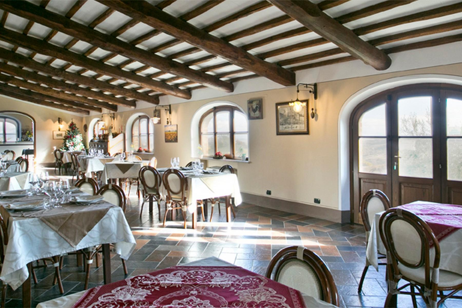 Beautiful Boutique Hotel with Restaurant and SPA in the hills of Torrita di Siena - 34