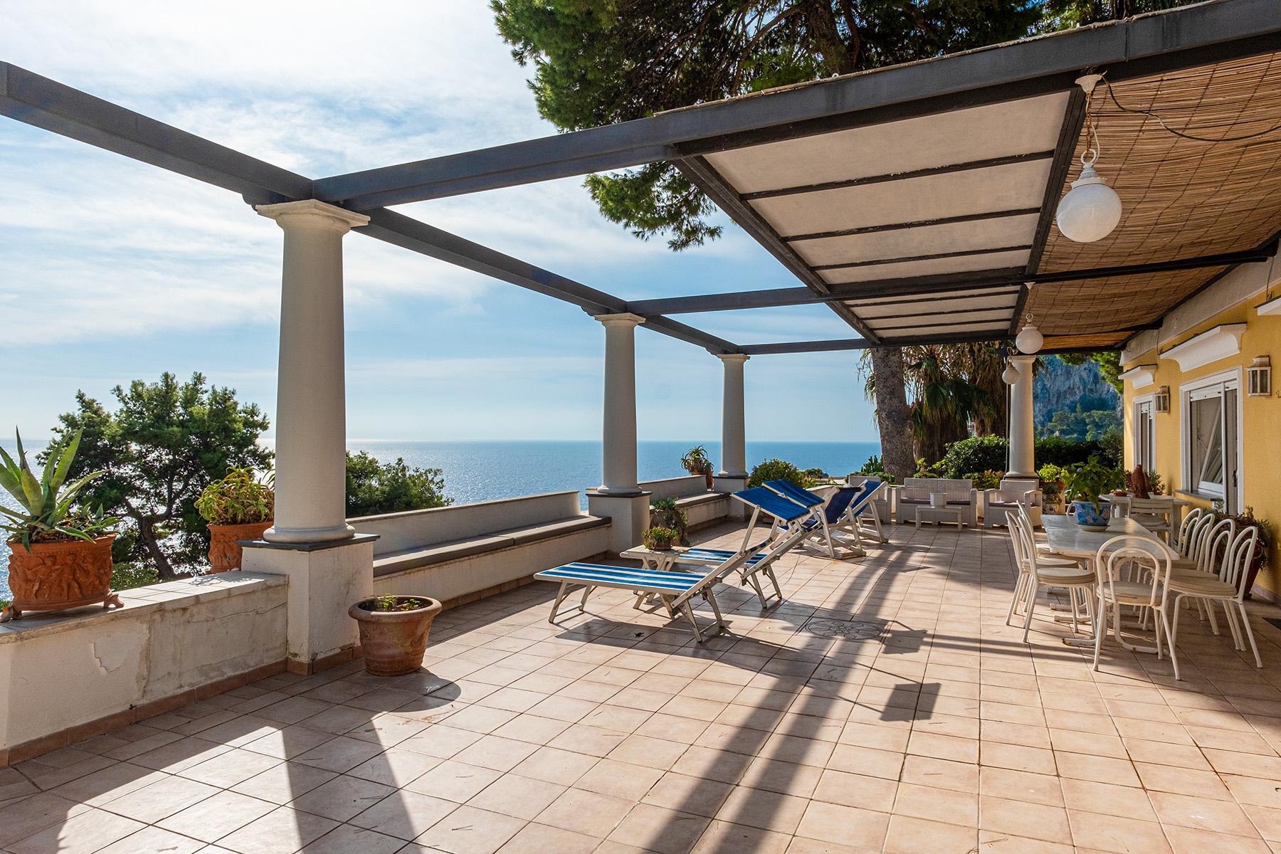 Enchanted villa overlooking the sea - 1