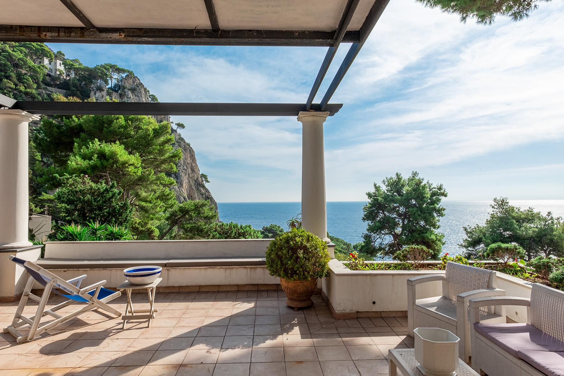 Enchanted villa overlooking the sea - 9