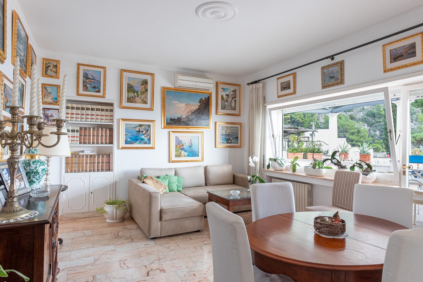 Enchanted villa overlooking the sea - 7