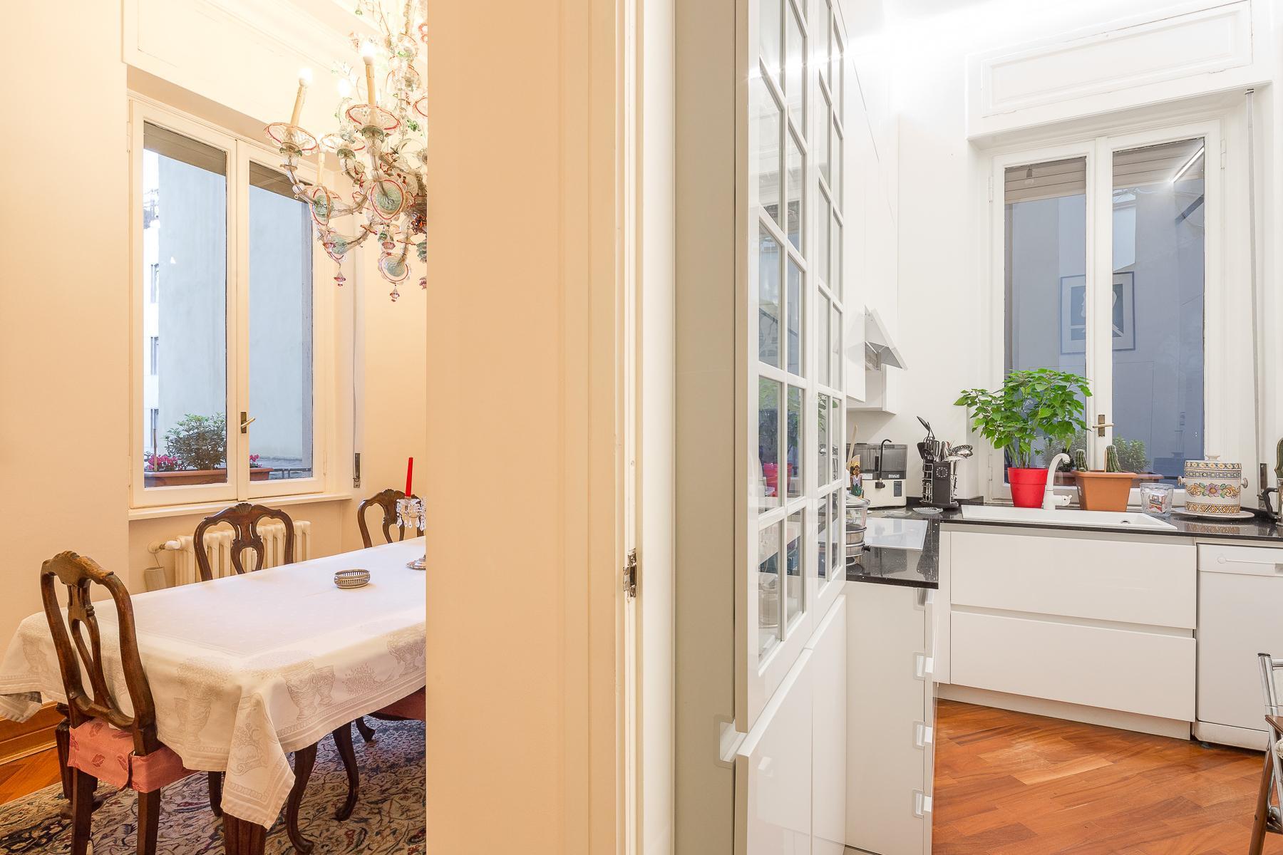 Elegant apartment in the center of Milan - 5