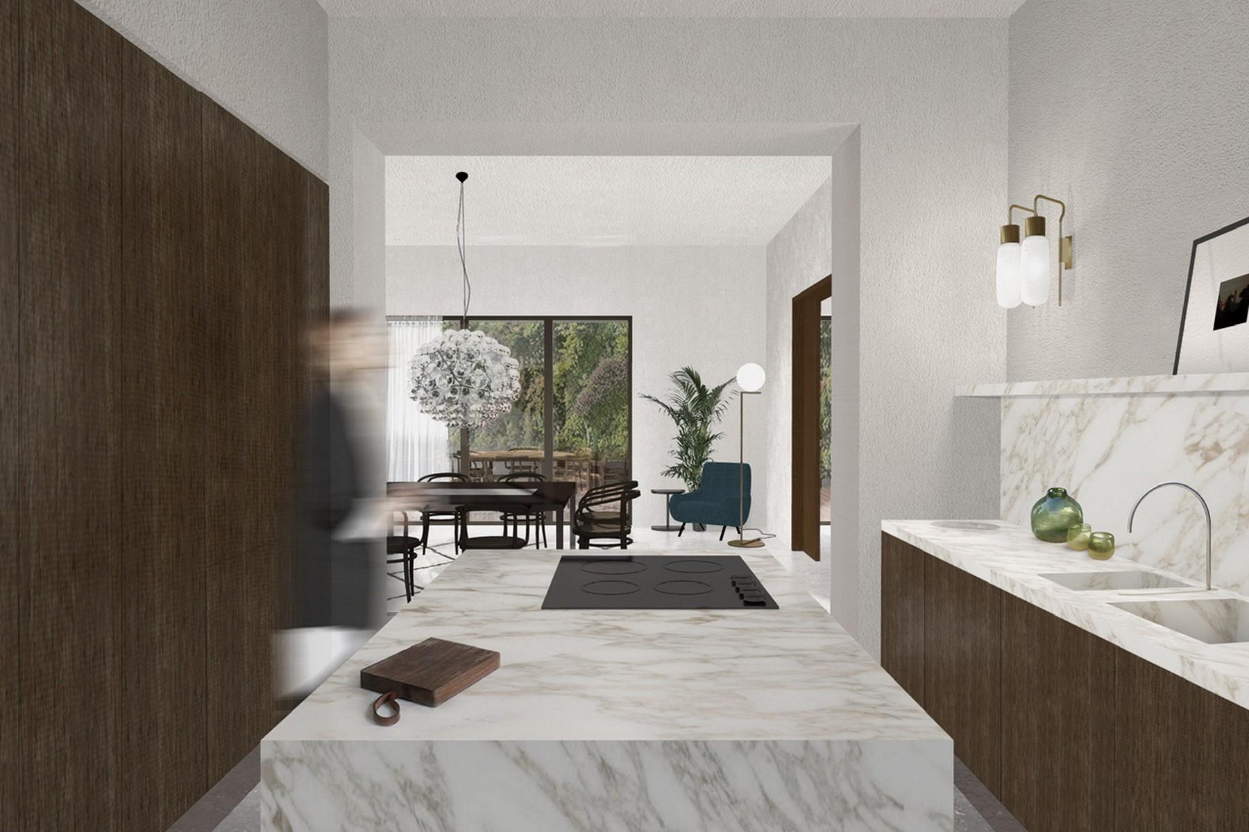 Elegante proprietà semi indipendente di ampia metratura con giardino privato - 5