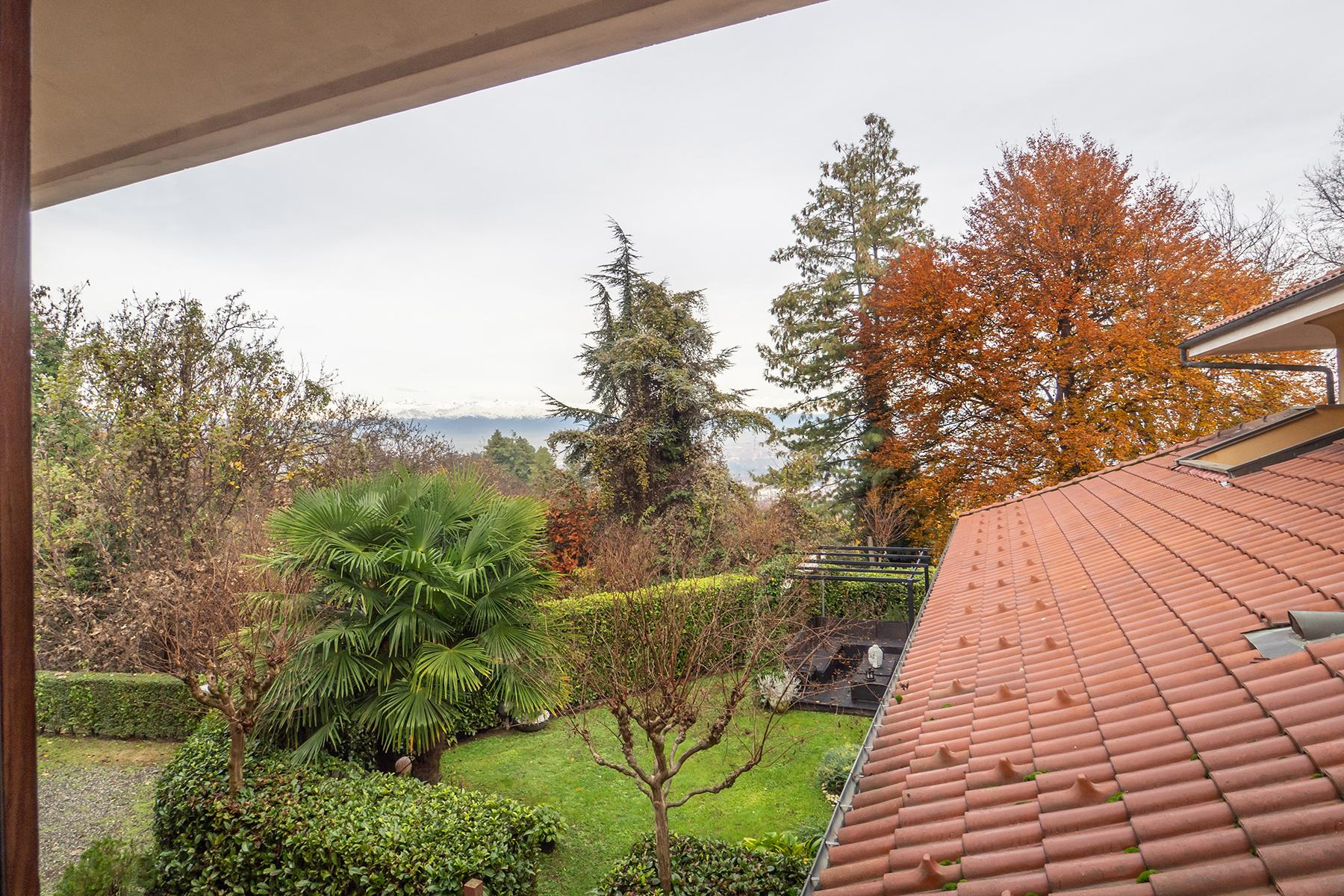 Villa with private garden and  stunning view of the city of Turin - 14