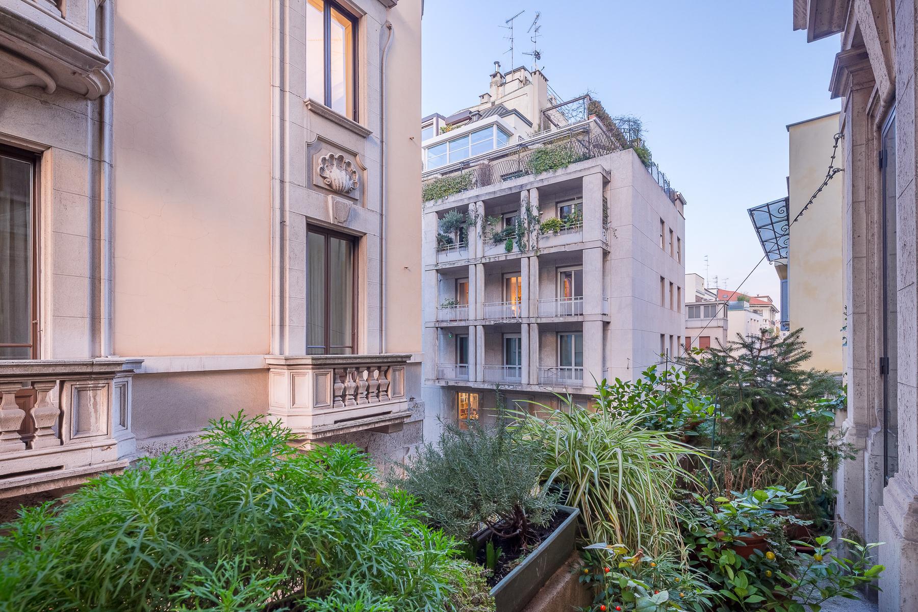 Elegant apartment in the center of Milan - 13